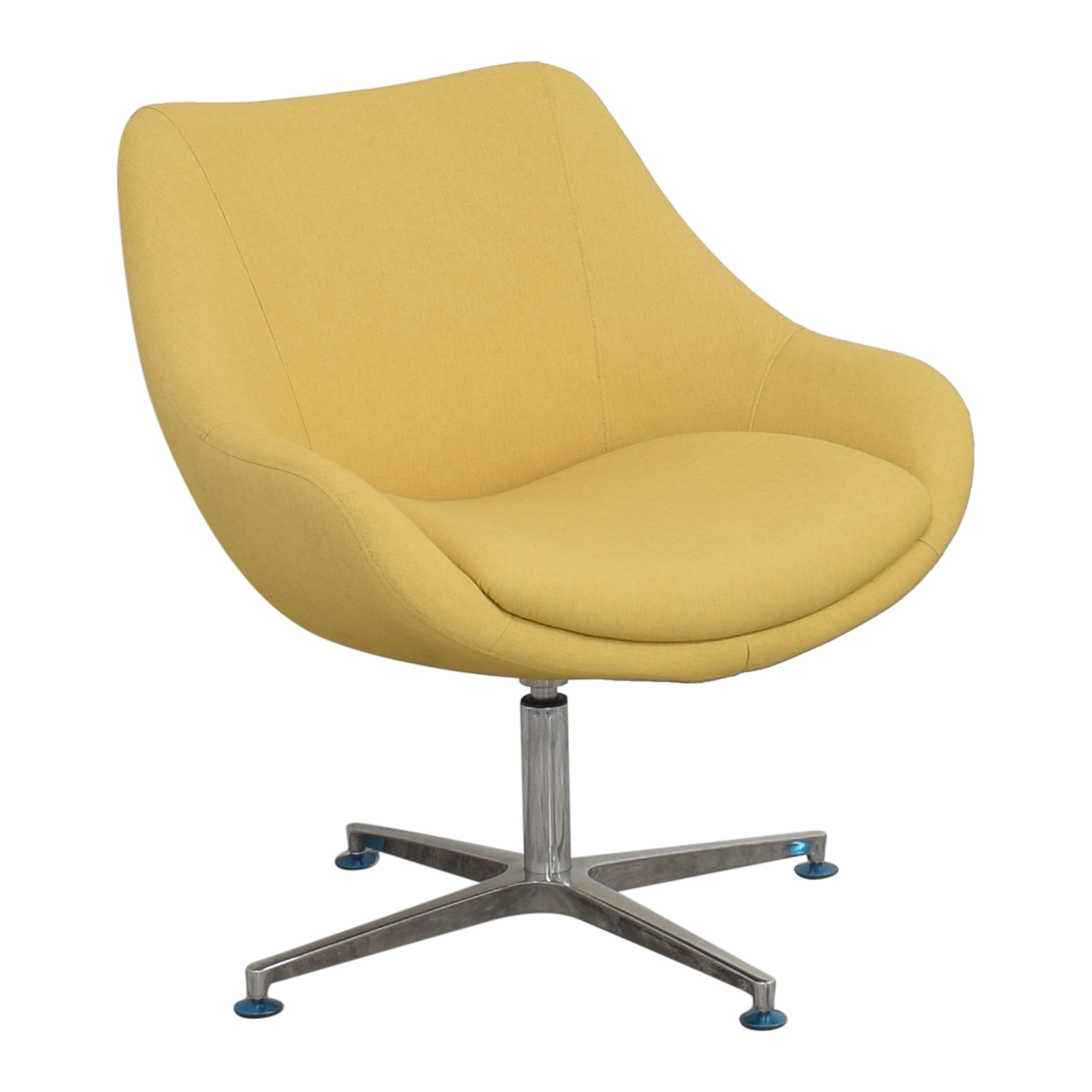 buy Kimball Kimball Bloom Swivel Lounge Chair online