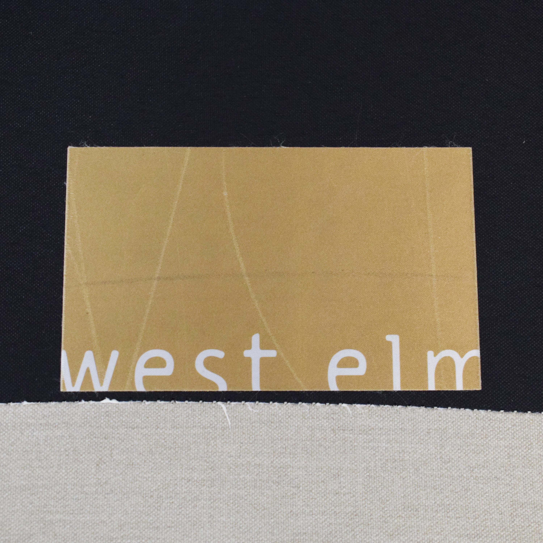 West Elm West Elm Lucas Swivel Chair Accent Chairs