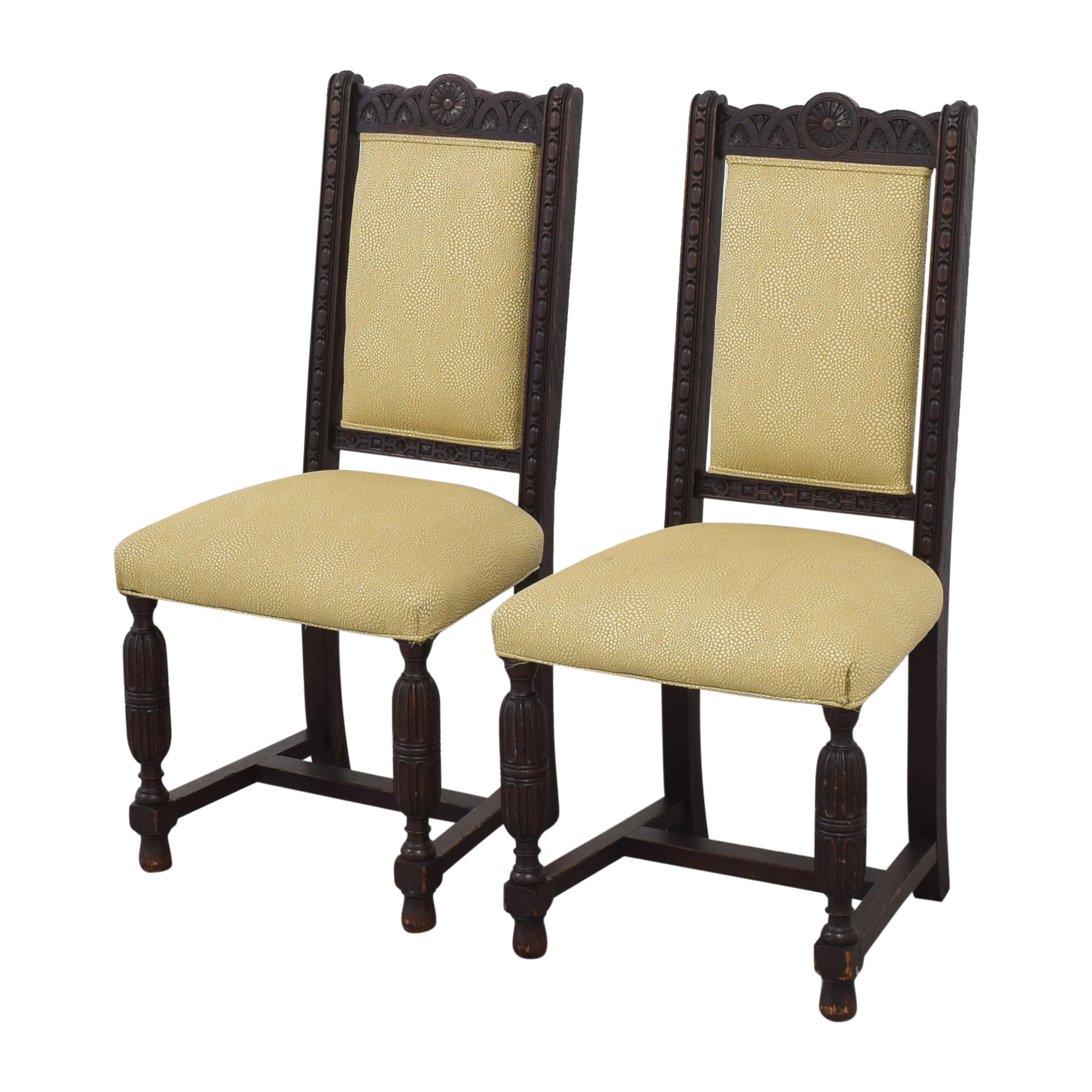 Vintage H. Lauzon Dining Chairs used