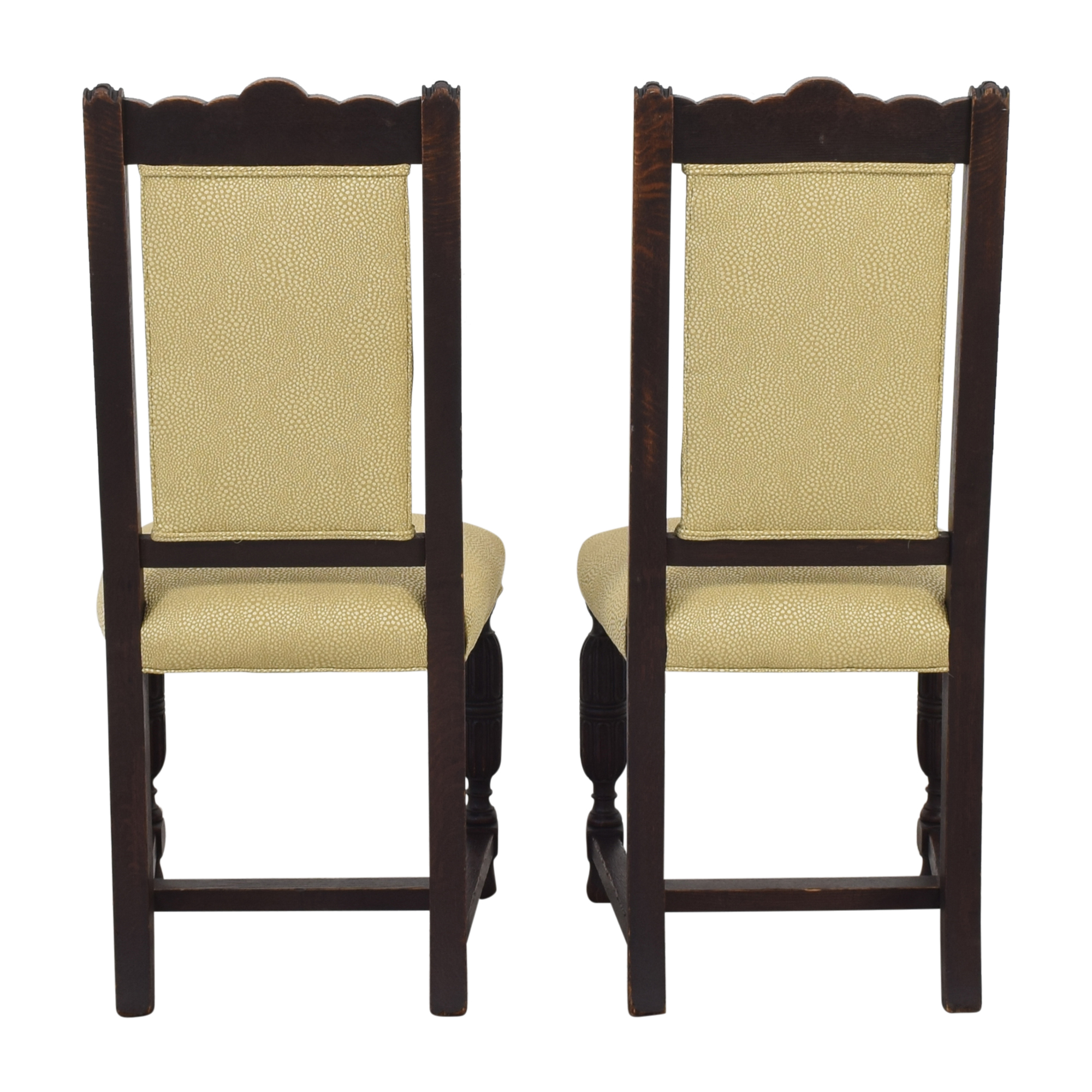 Vintage H. Lauzon Dining Chairs coupon