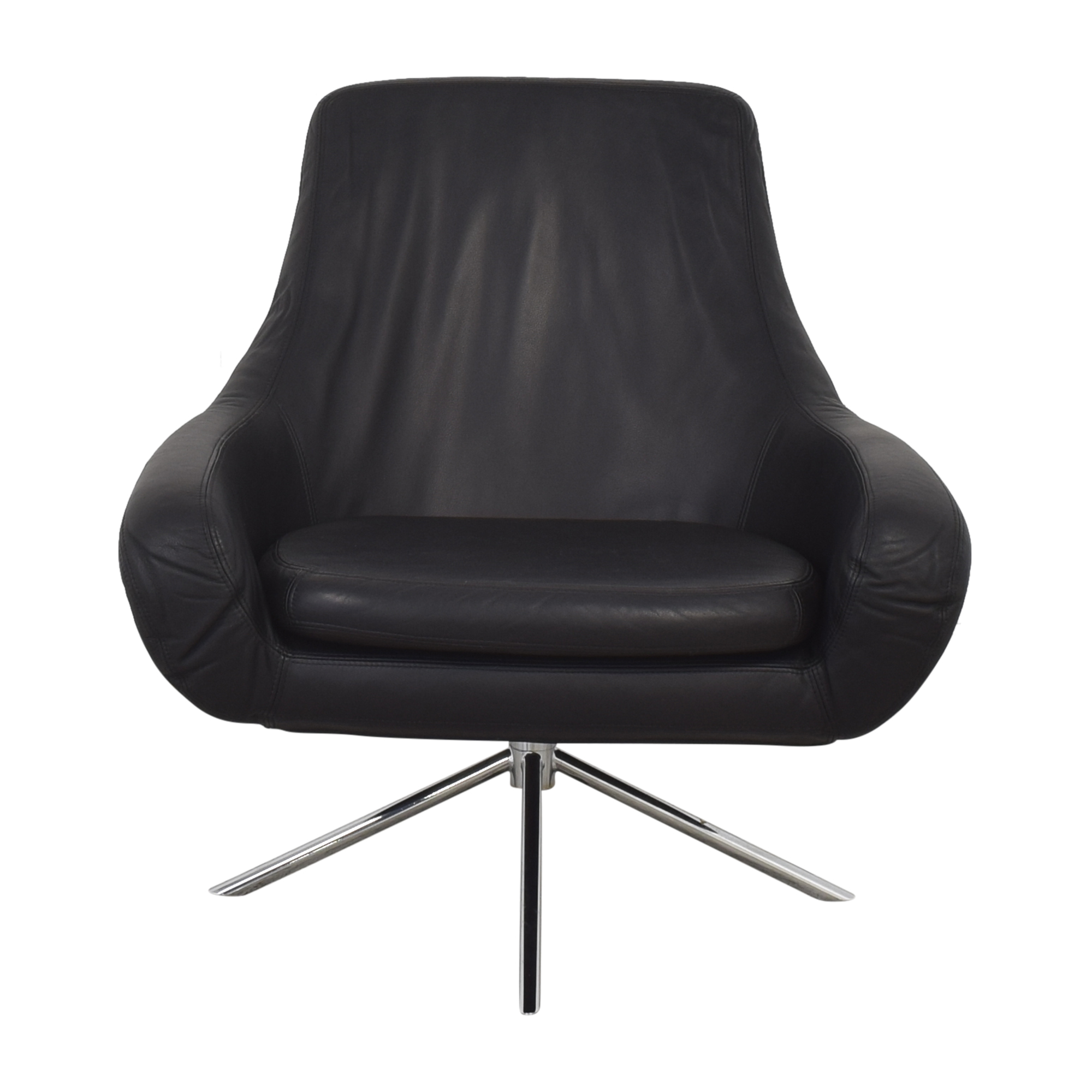 Design Within Reach Design Within Reach Softline Noomi Swivel Chair Black
