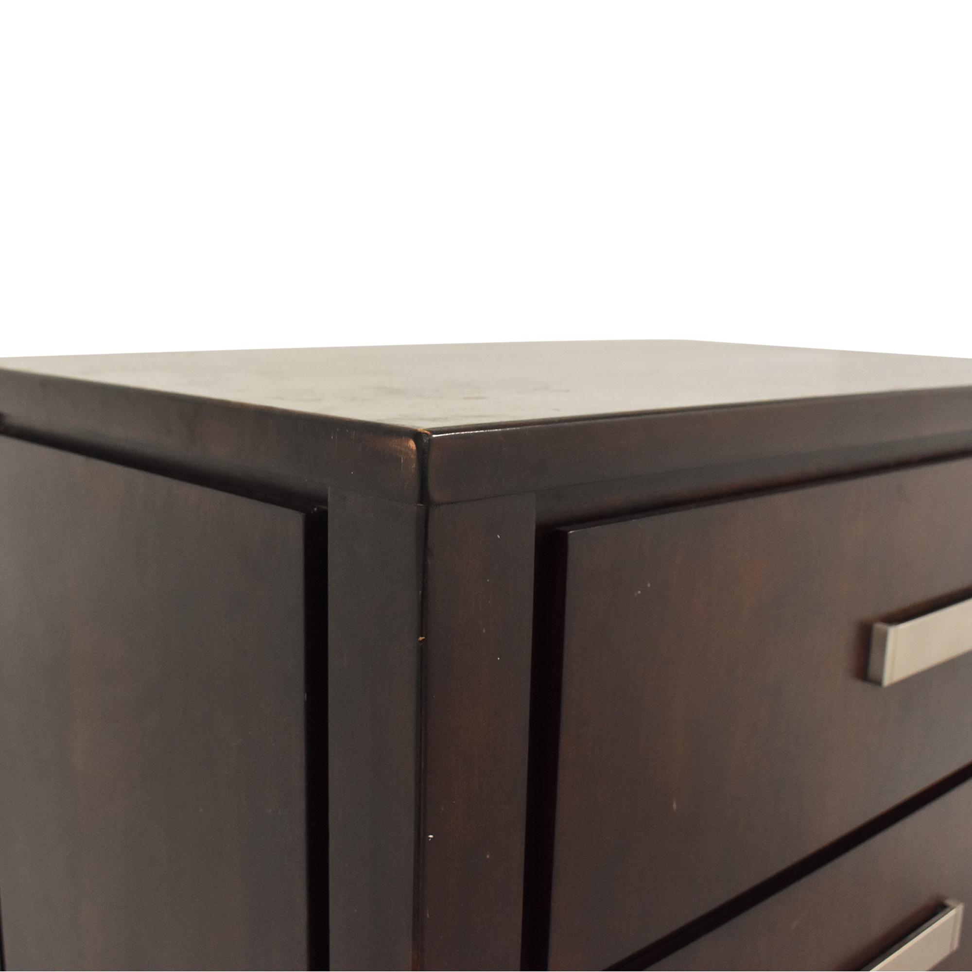 Raymour & Flanigan Raymour & Flanigan Tall Five Drawer Dresser ct