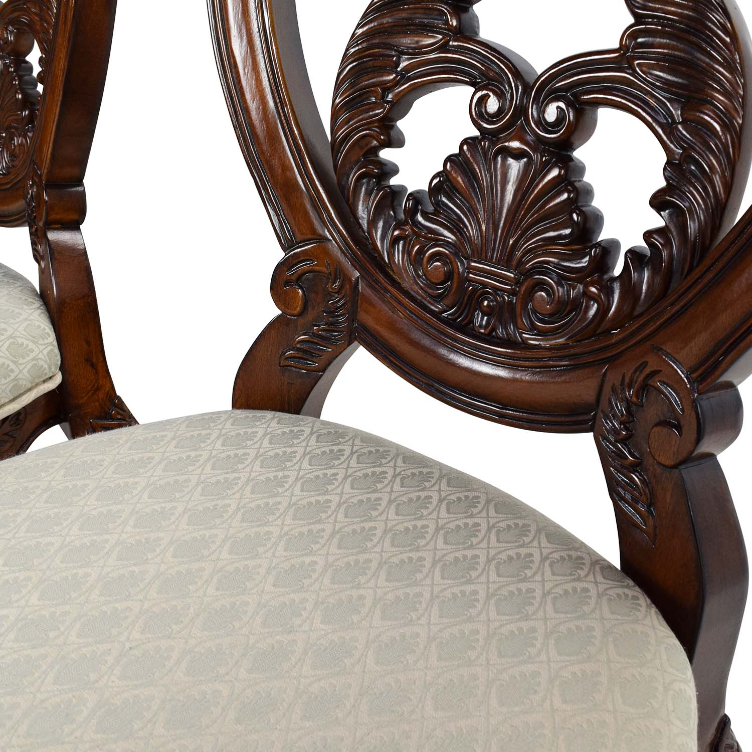 Traditional Dining Chairs 90% off - tuscany ii tuscany ii traditional dining chair pair / chairs