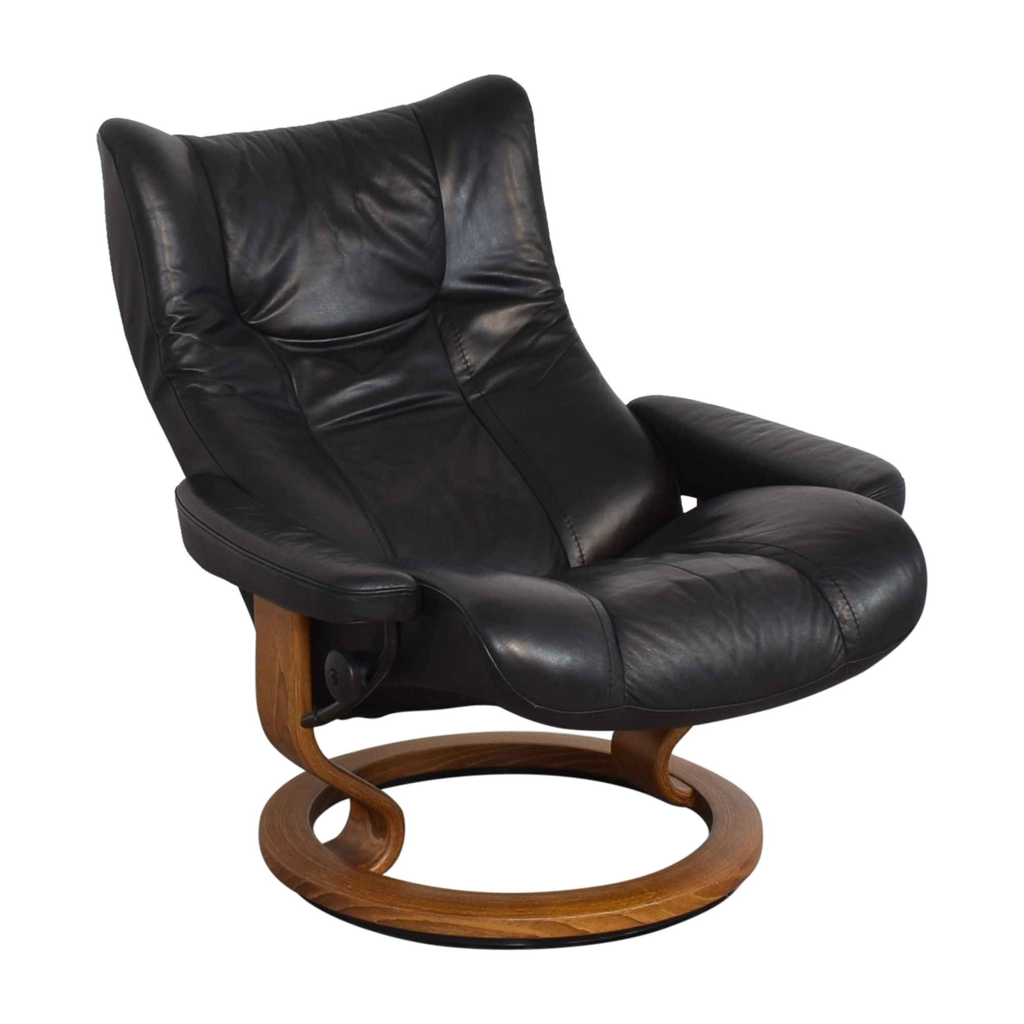 Ekornes Ekornes Stressless Chair with Ottoman ma