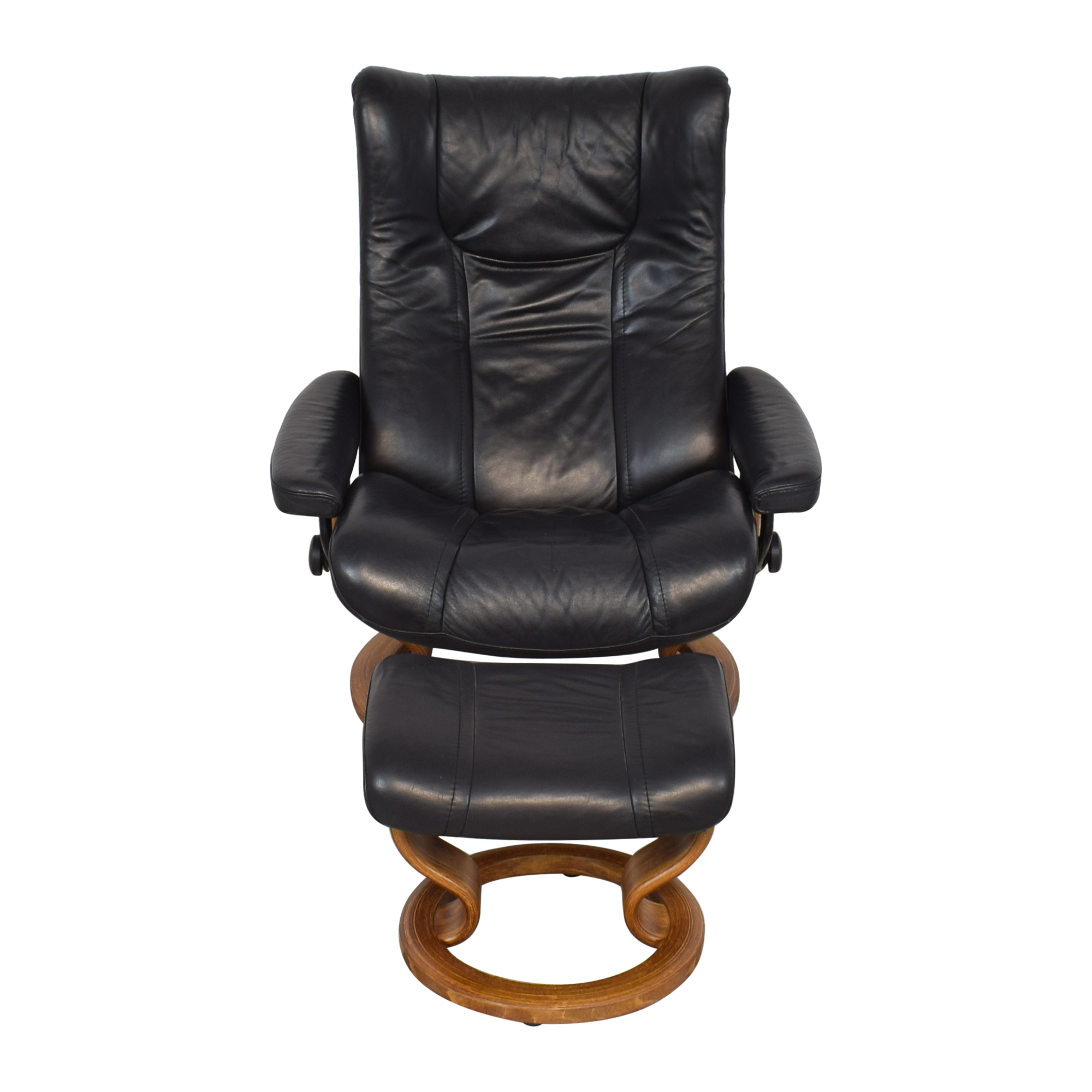 shop Ekornes Stressless Chair with Ottoman Ekornes Chairs