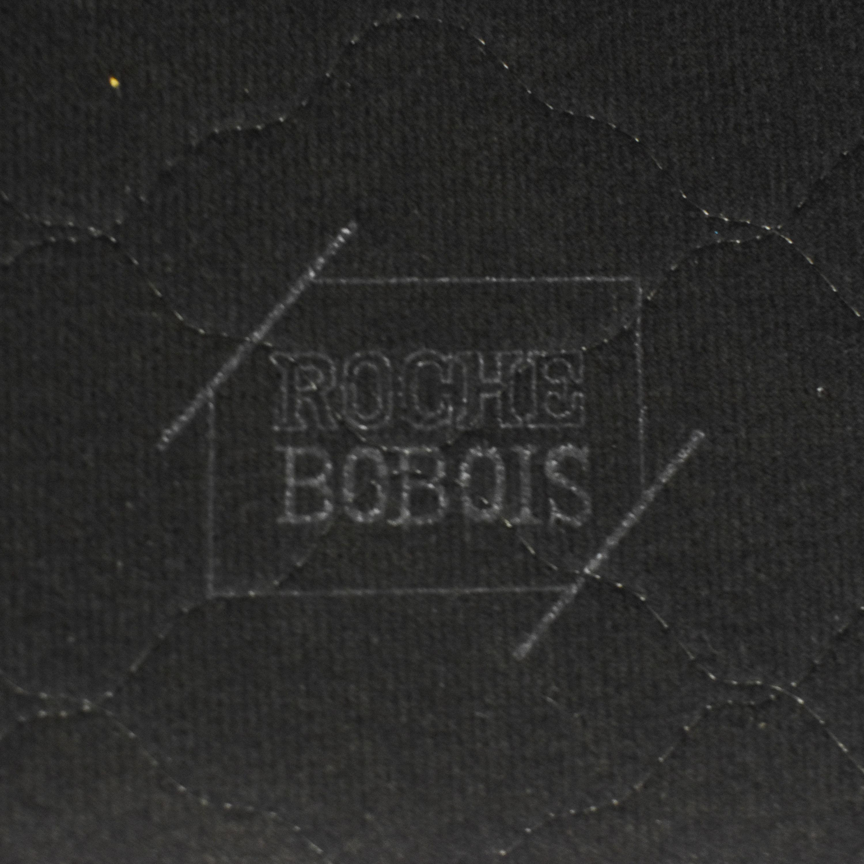 shop Roche Bobois Black Loveseat Roche Bobois Sofas