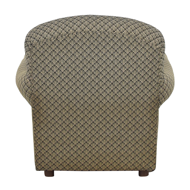 Ethan Allen Ethan Allen Roll Arm Accent Chair Chairs