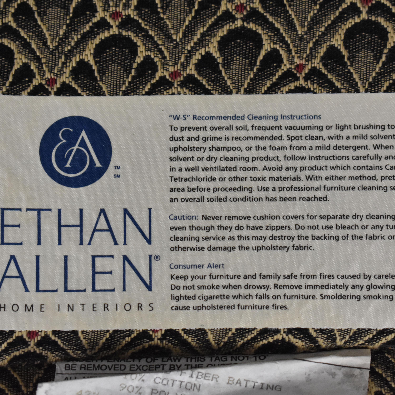 Ethan Allen Ethan Allen Roll Arm Accent Chair pa