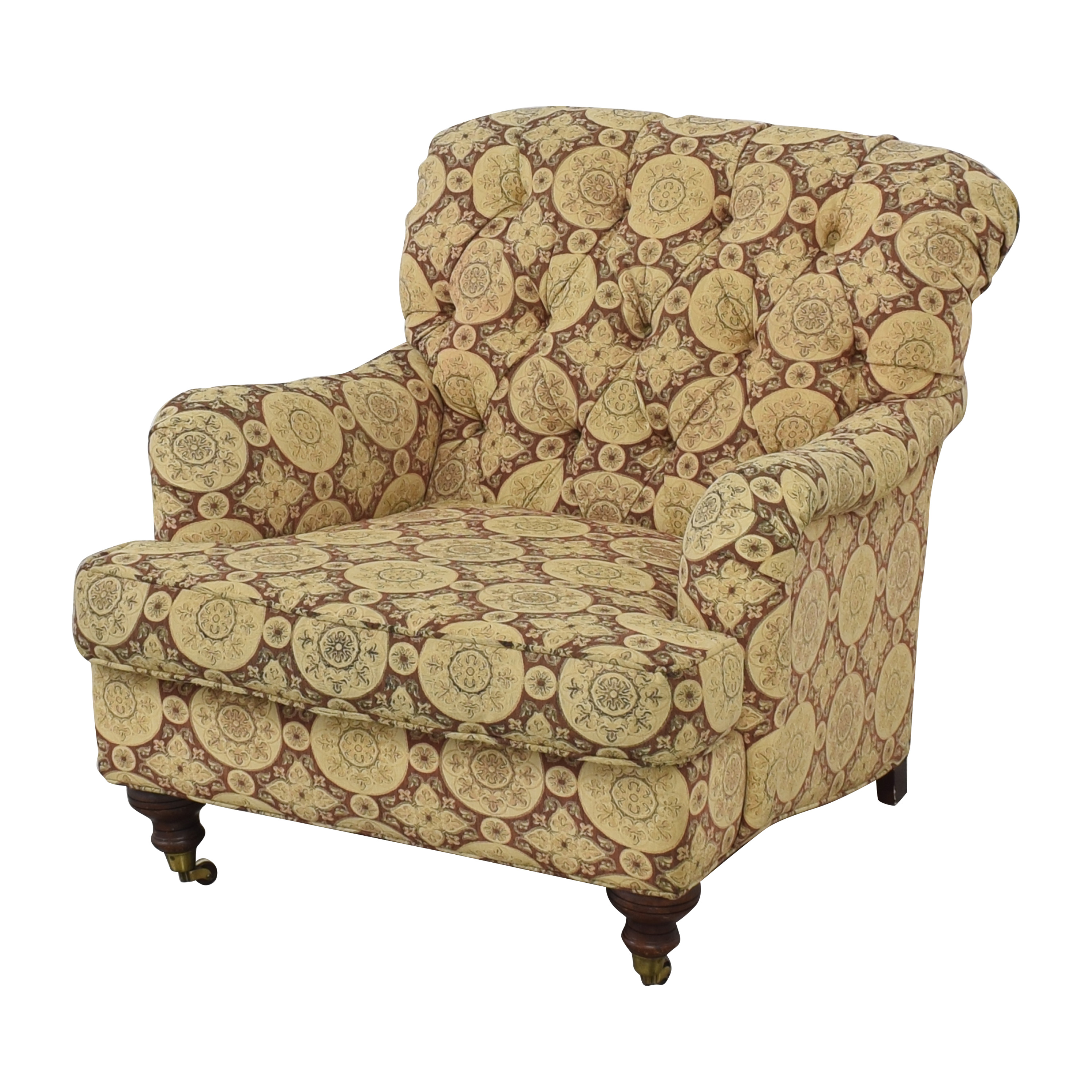Lillian August Lillian August Upholstered Arm Chair for sale