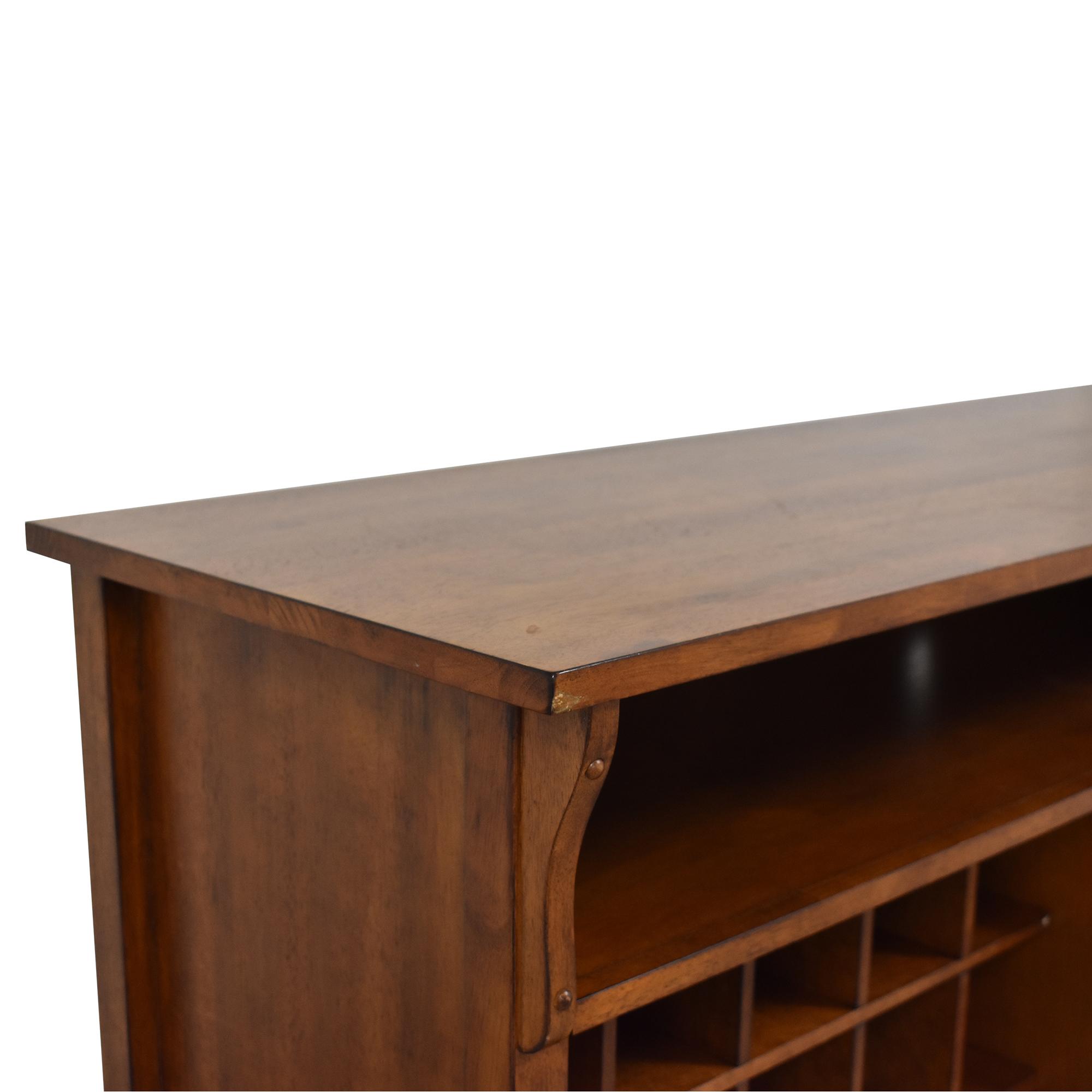 Jofran Sideboard with Wine Rack / Storage