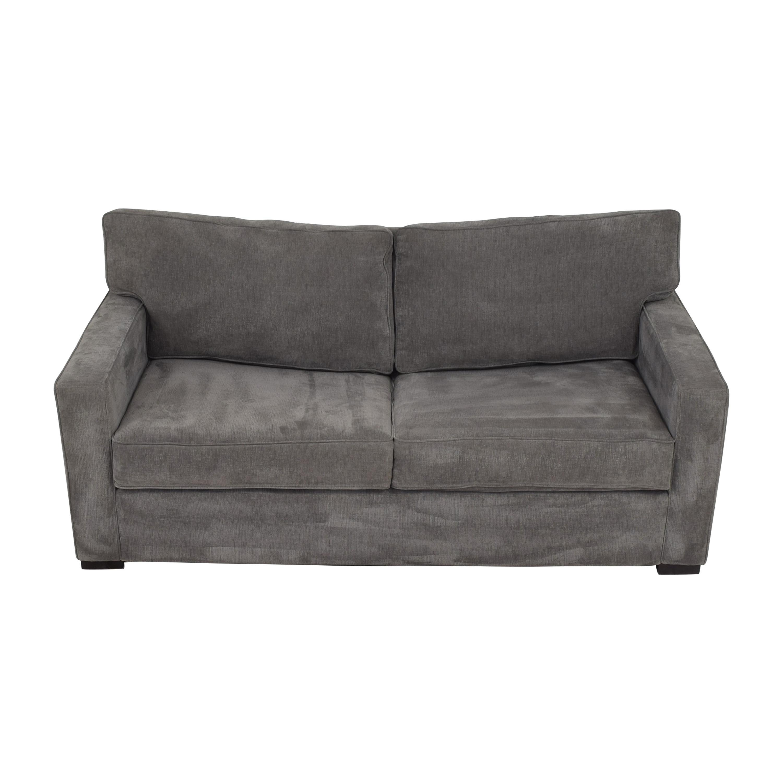 Macy's Macy's Radley Full Sleeper Sofa Bed grey