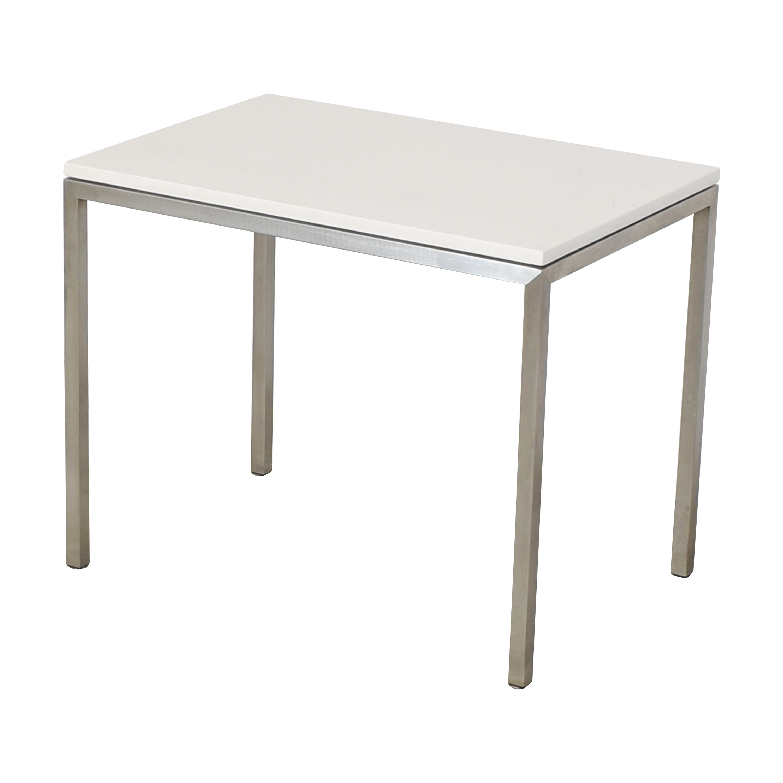 Room & Board Room & Board Portica Table white