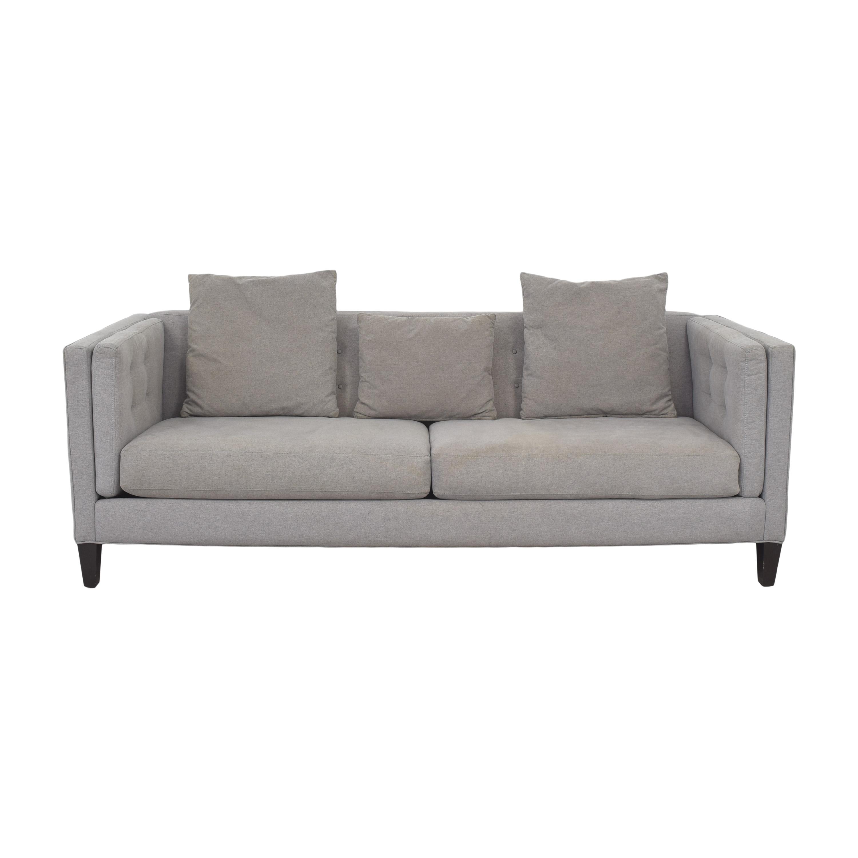 buy Macy's Macy's Braylei Fabric Track Arm Sofa online