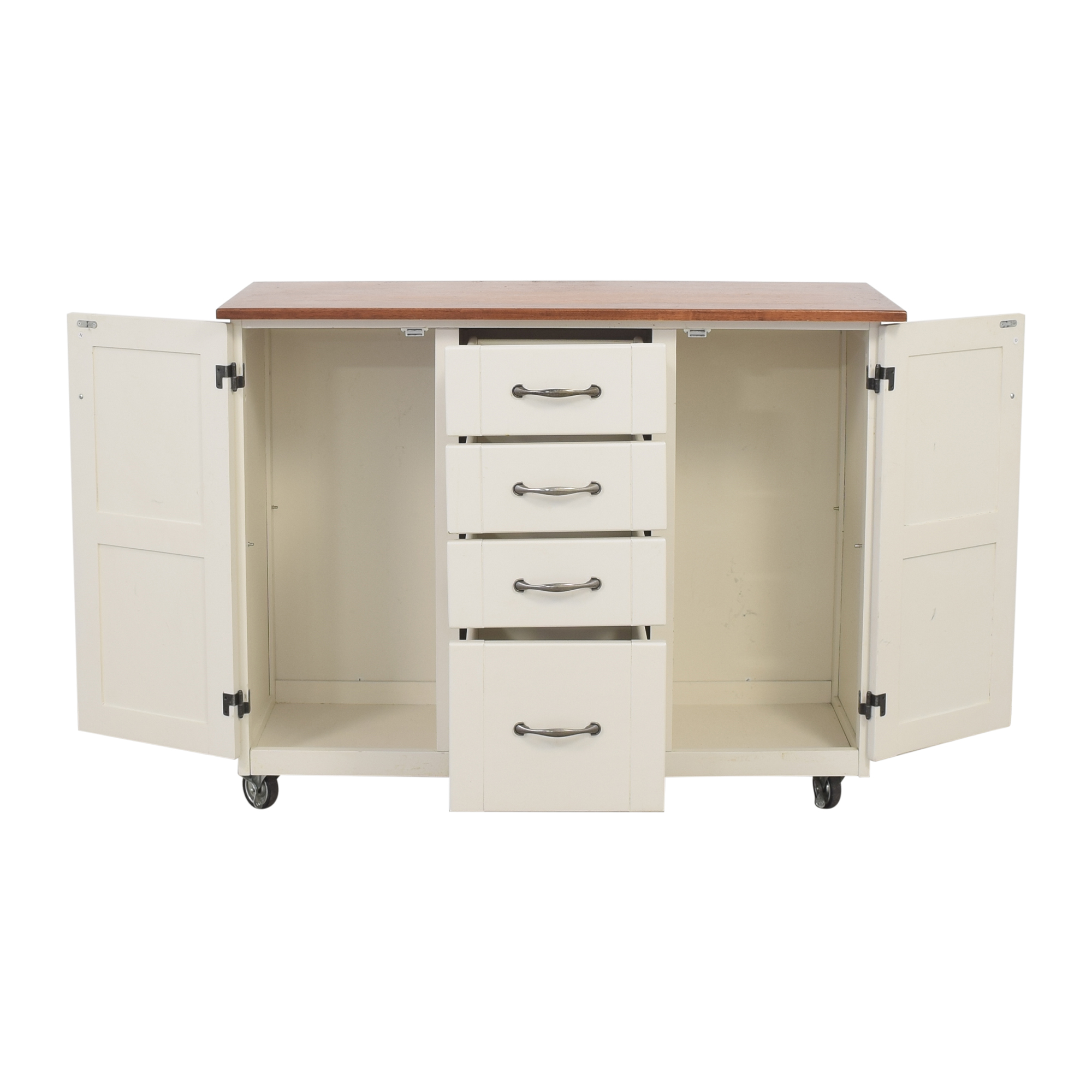 Home Styles Home Styles Kitchen Cart used