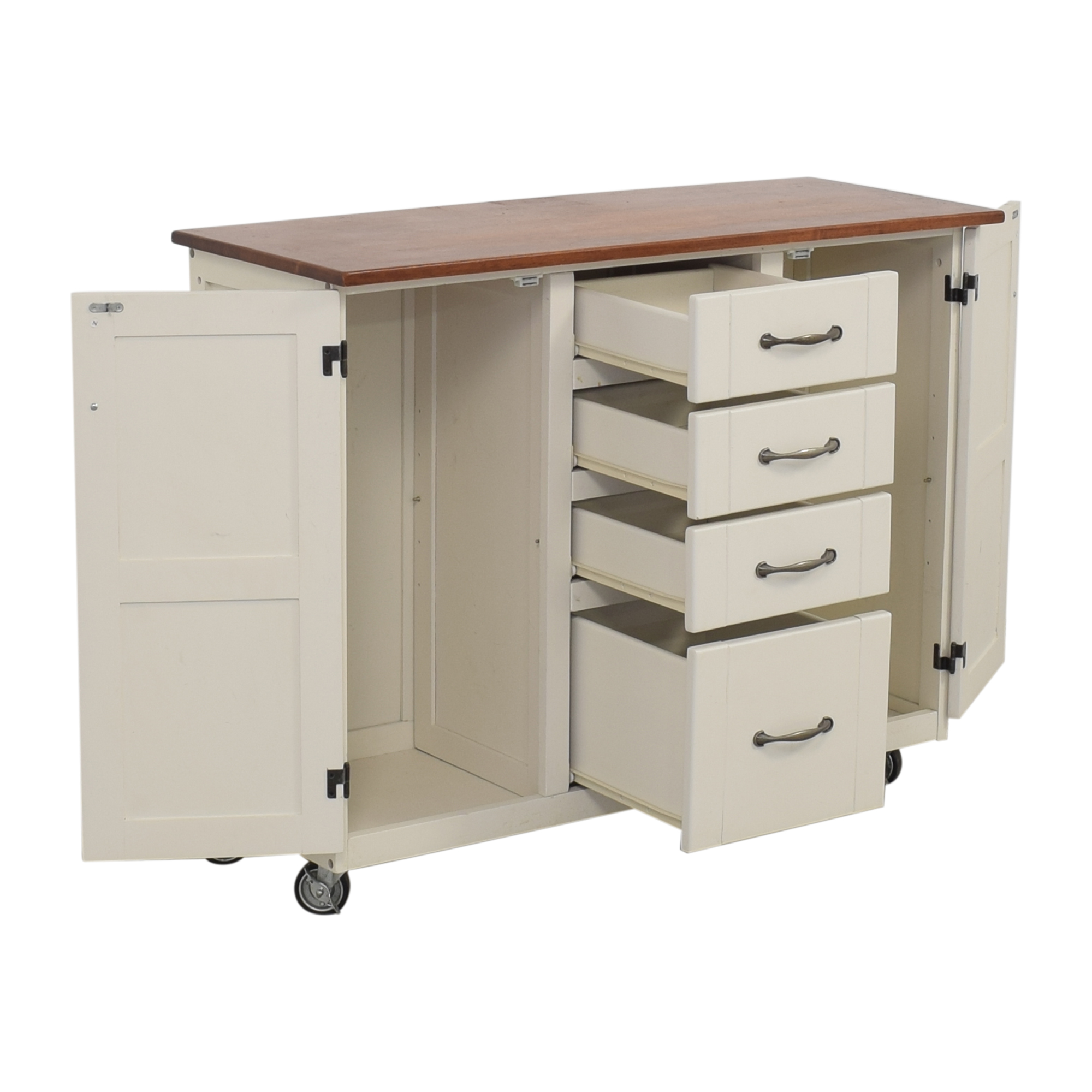 Home Styles Home Styles Kitchen Cart on sale