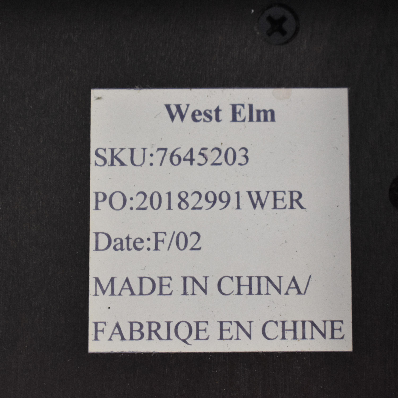 West Elm West Elm Chunky Floor Mirror discount