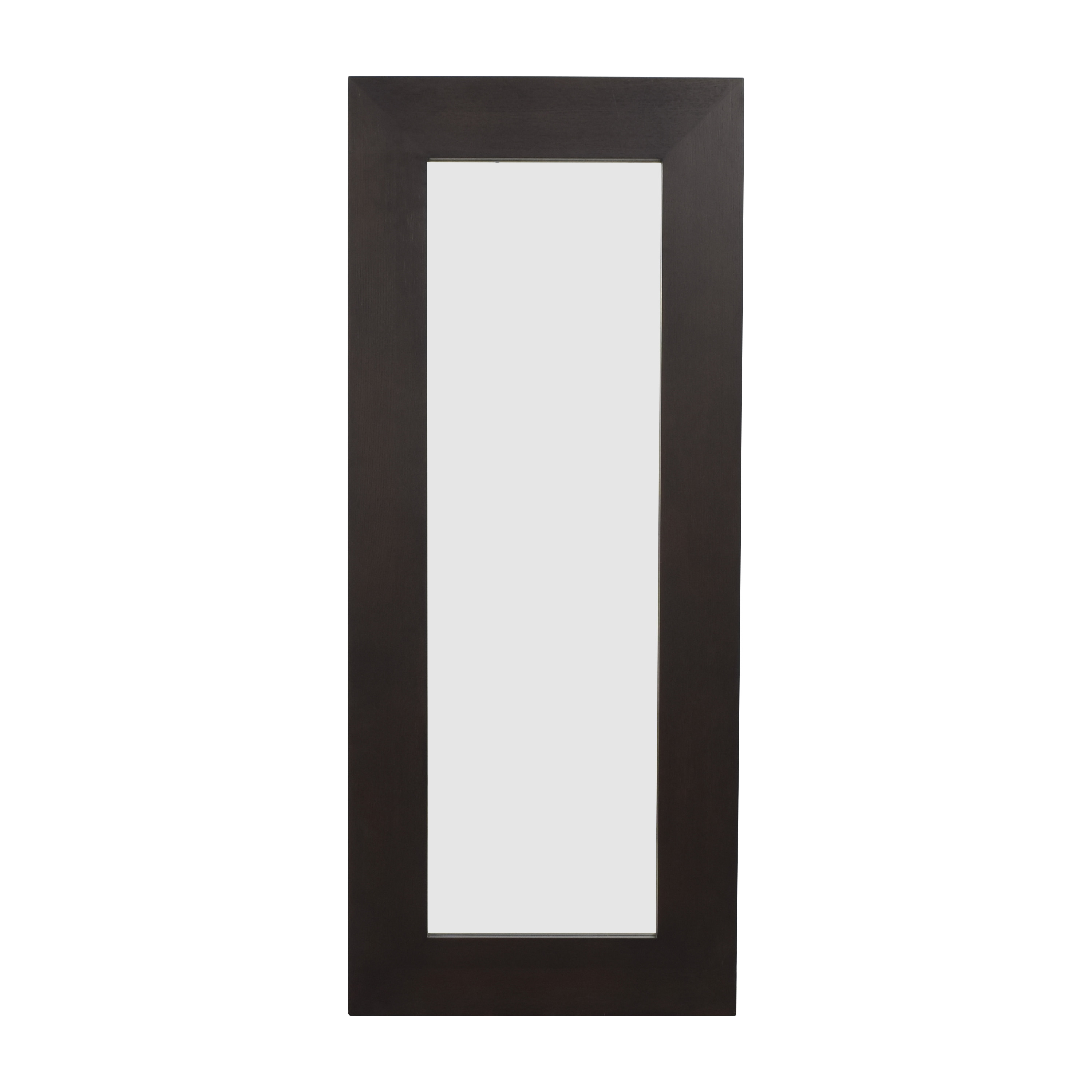 West Elm West Elm Chunky Floor Mirror Decor