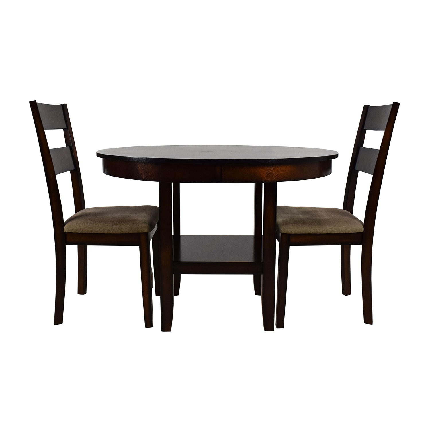 85 OFF Macys Macys Branton 3Piece Dining Room Collection