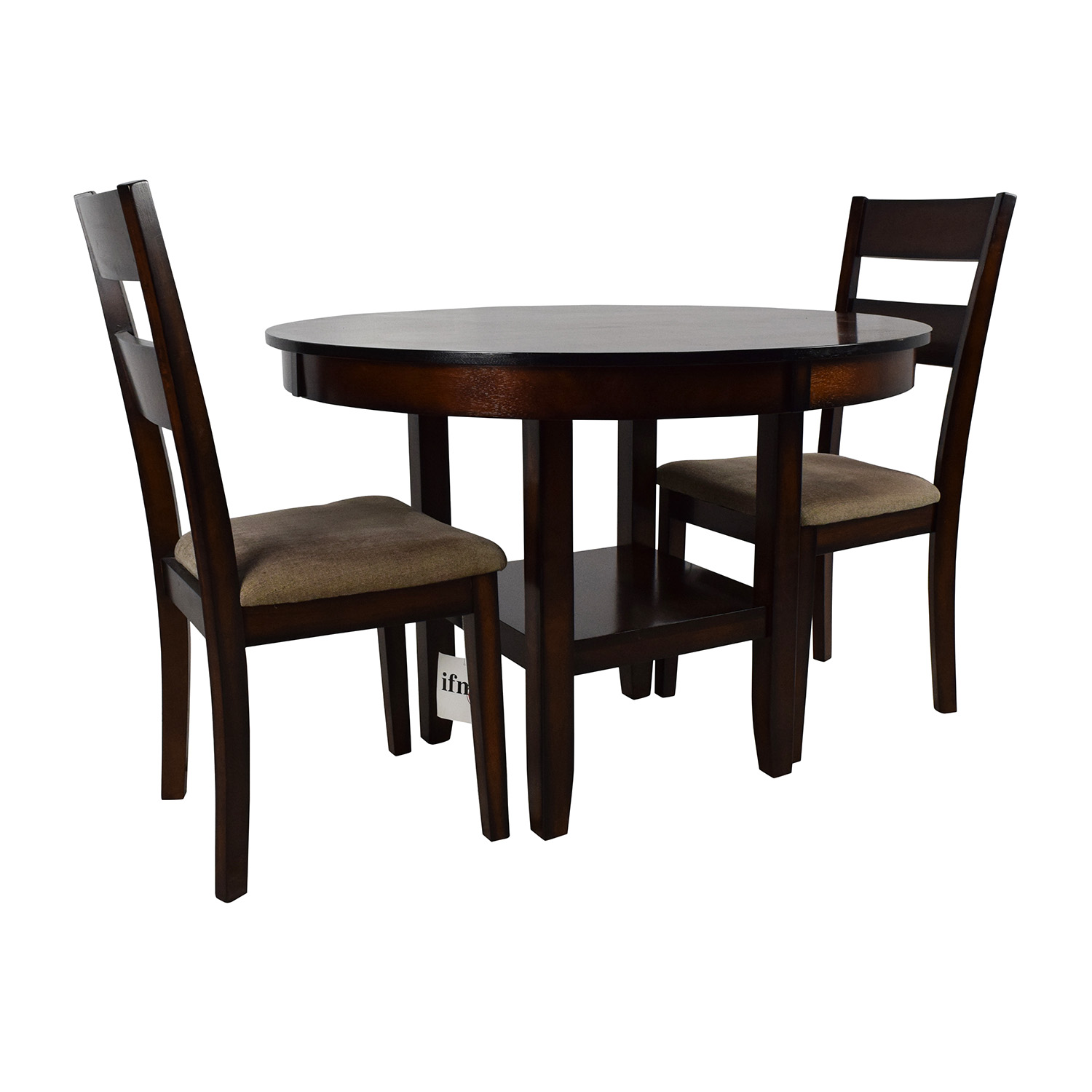 85 off macy 39 s macy 39 s branton 3 piece dining room for 3 piece dining room table