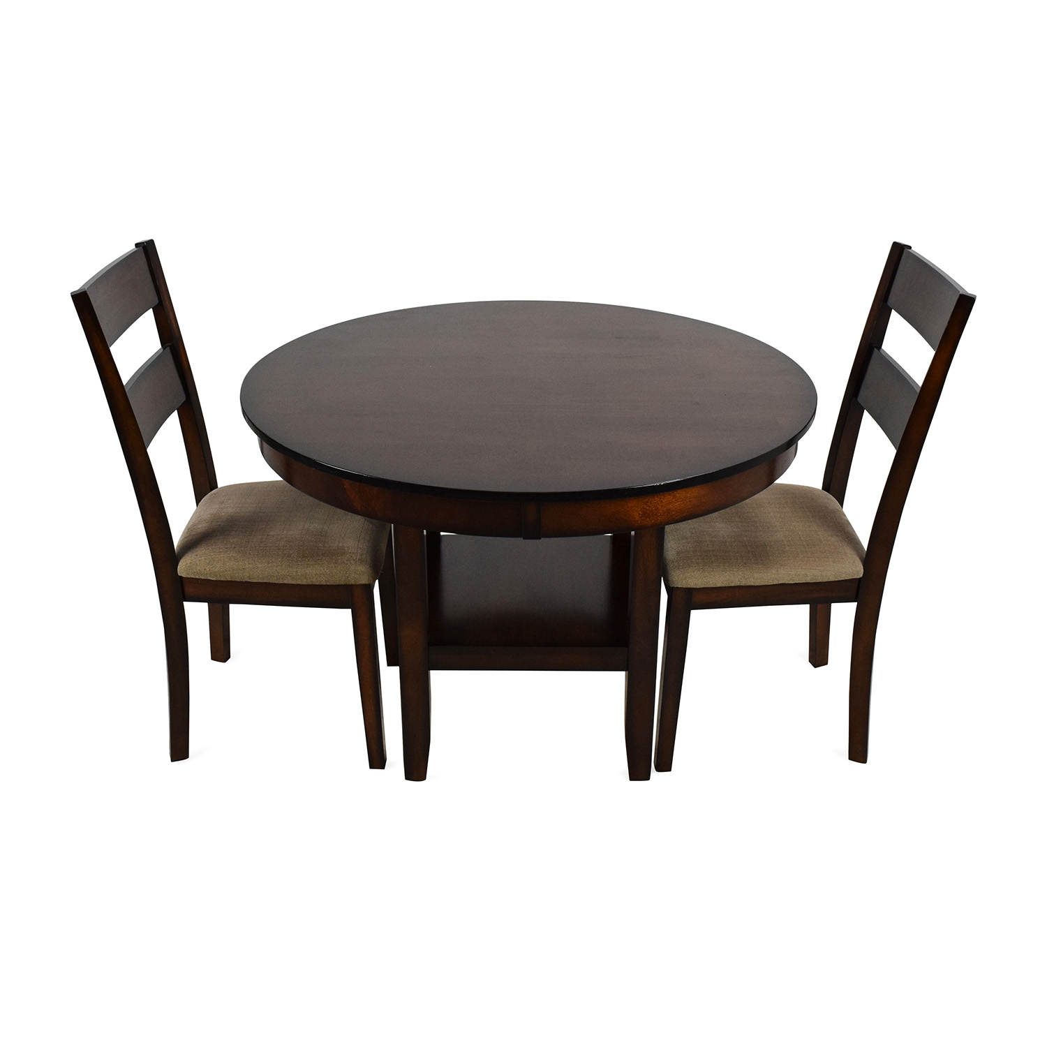 shop Macys Branton 3-Piece Dining Room Collection Macys Dining Sets