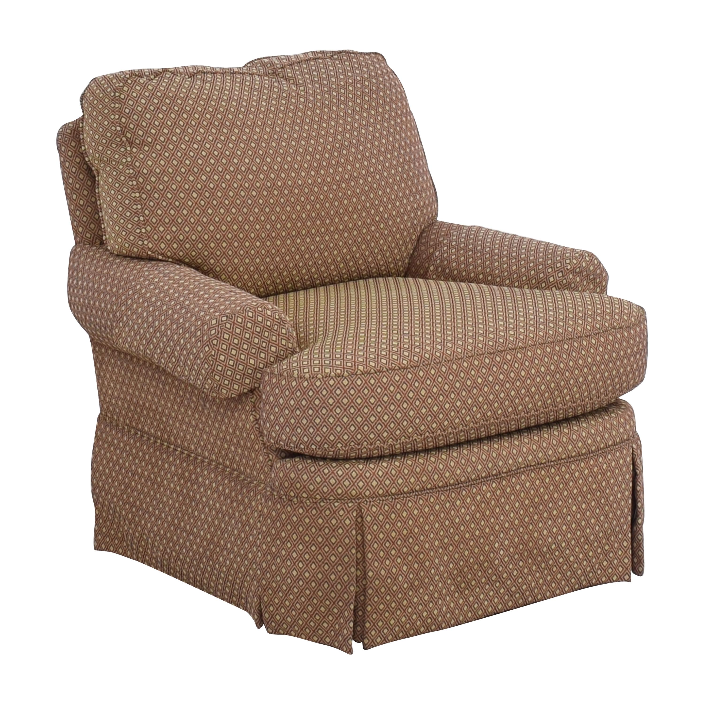 Bloomingdale's Bloomingdales Skirted Arm Chair coupon