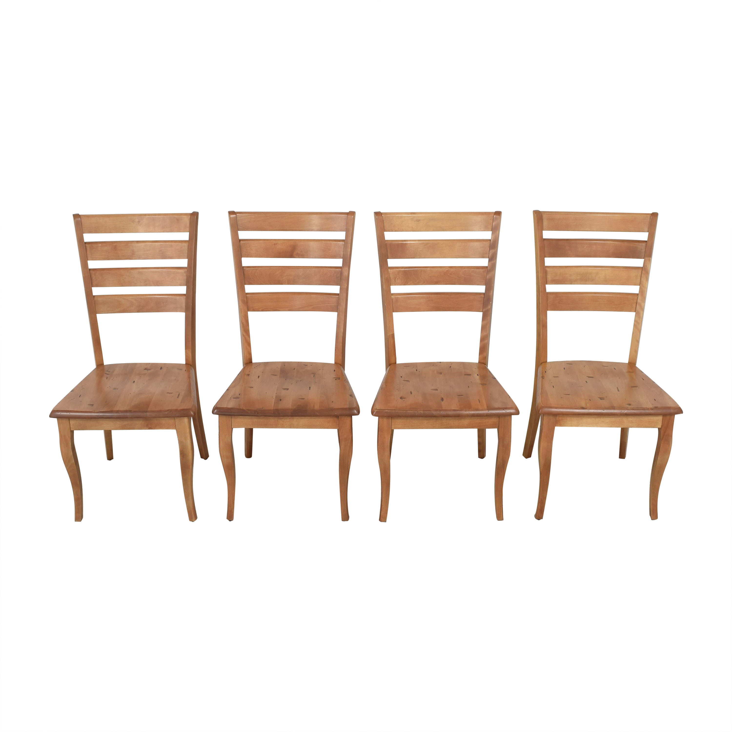 Bermex Ladder Back Dining Chairs sale