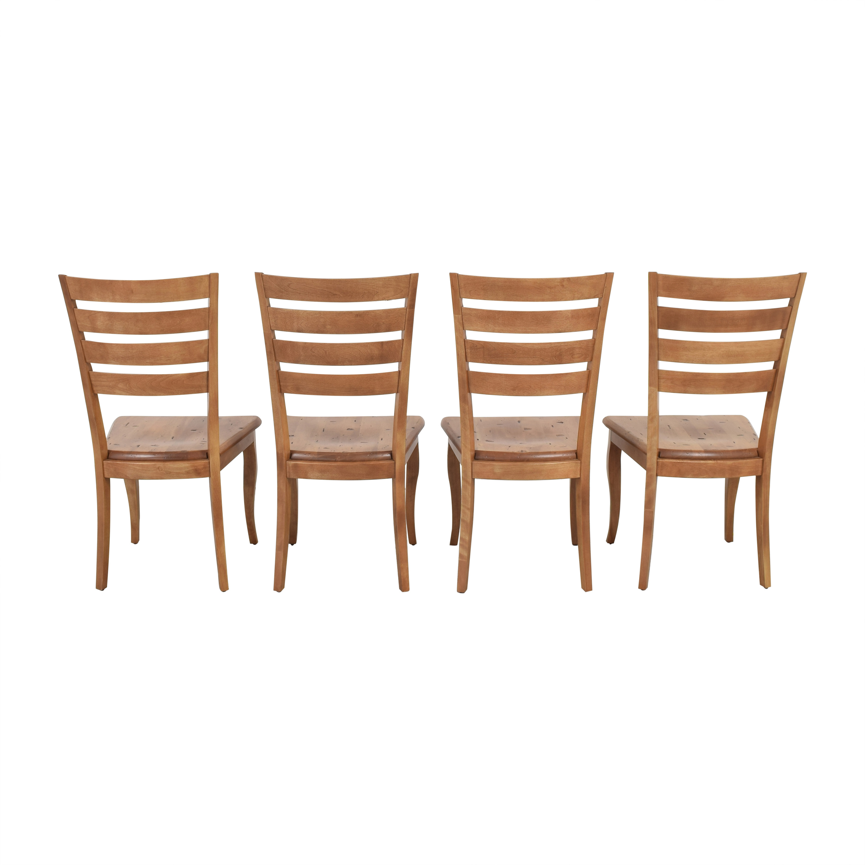 Bermex Bermex Ladder Back Dining Chairs dimensions