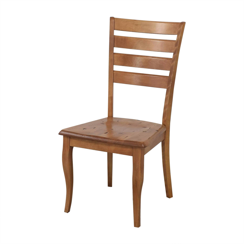 Bermex Bermex Ladder Back Dining Chairs used