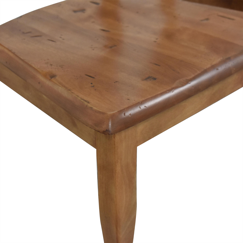 shop Bermex Ladder Back Dining Chairs Bermex