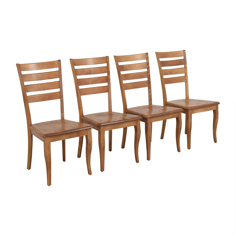 Bermex Ladder Back Dining Chairs Bermex