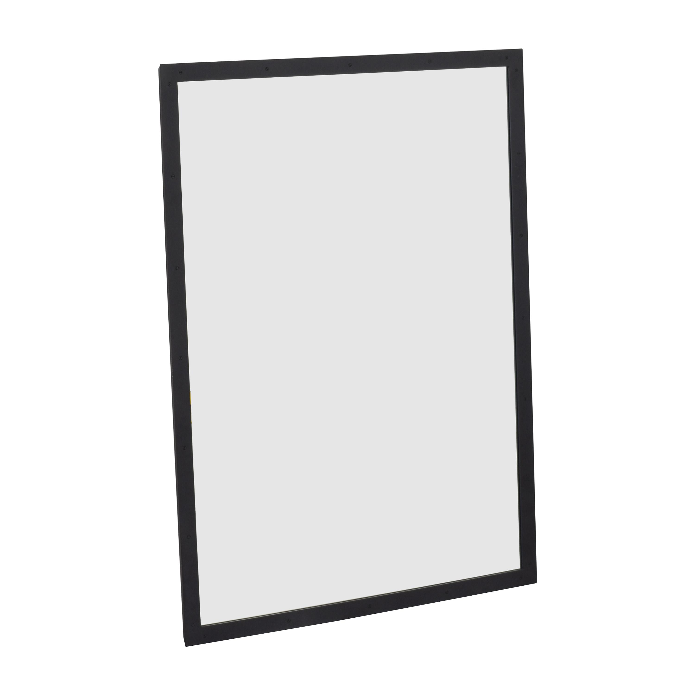 Restoration Hardware Framed Wall Mirror / Mirrors