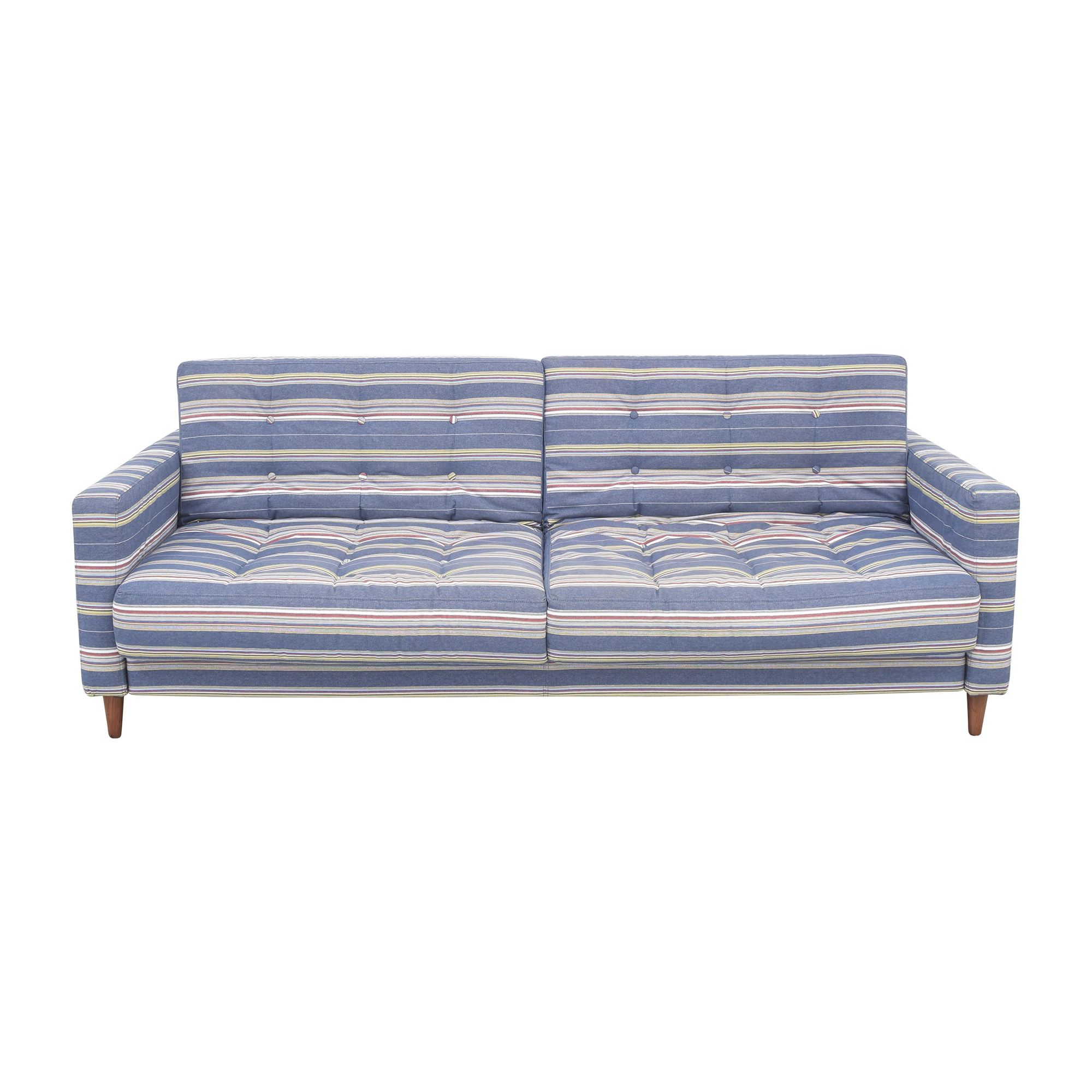 Pottery Barn Teen Futon Sleeper Sofa Pottery Barn Teen