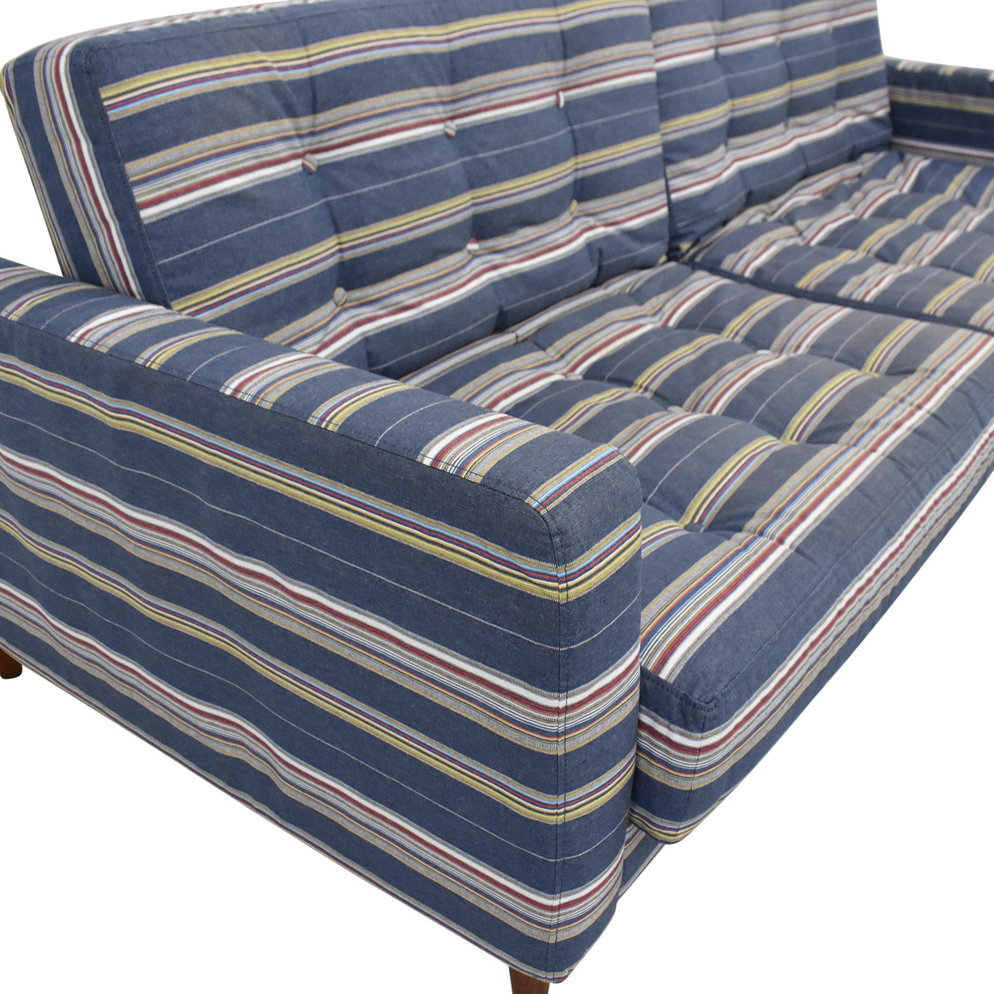 Pottery Barn Teen Pottery Barn Teen Futon Sleeper Sofa