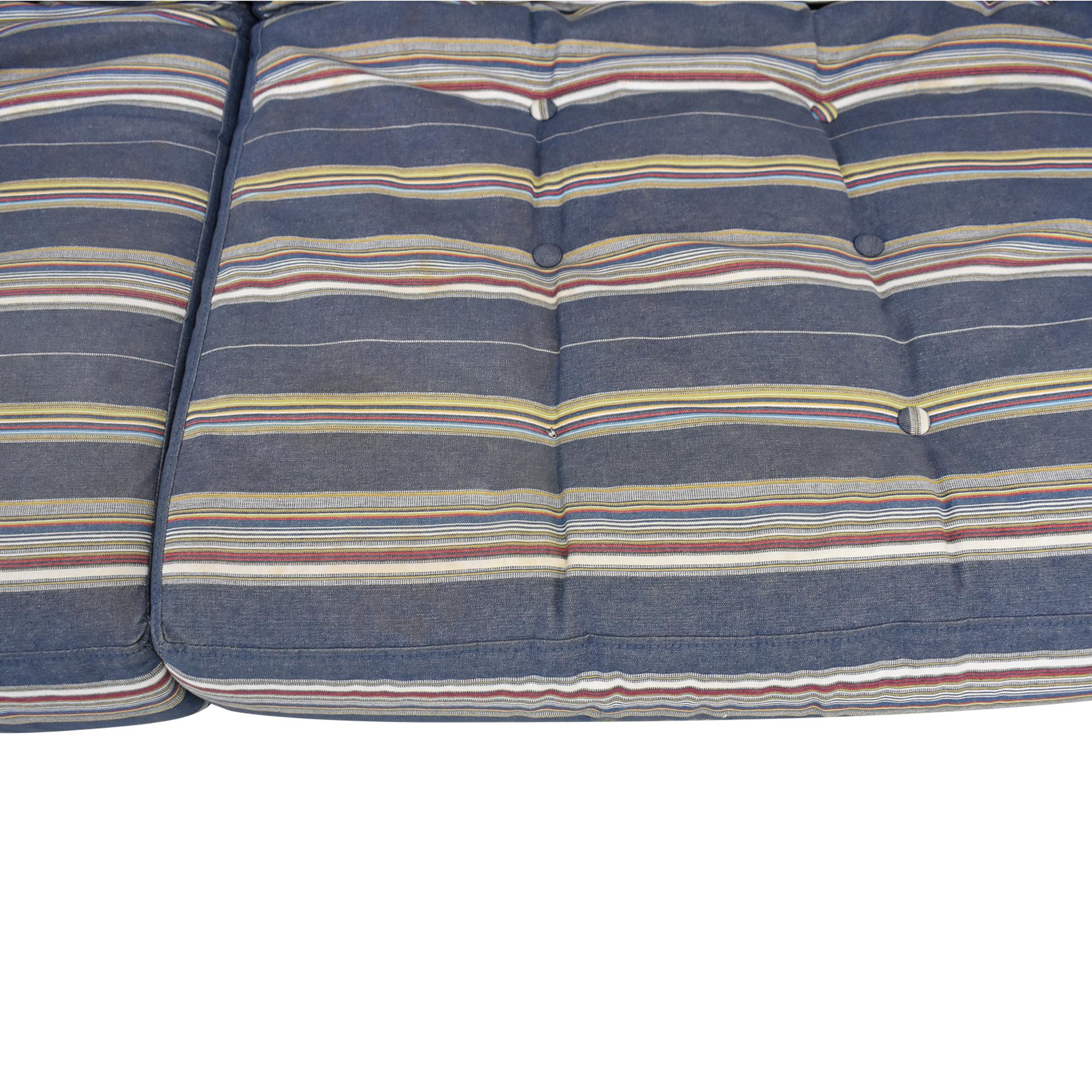 buy Pottery Barn Teen Futon Sleeper Sofa Pottery Barn Teen