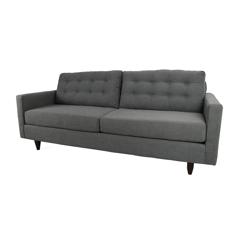 wayfair wayfair harper midcentury sofa