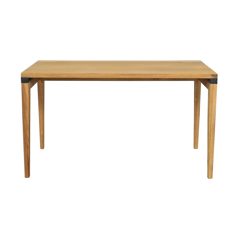 Article Article Rustic Oak Madera Desk ct