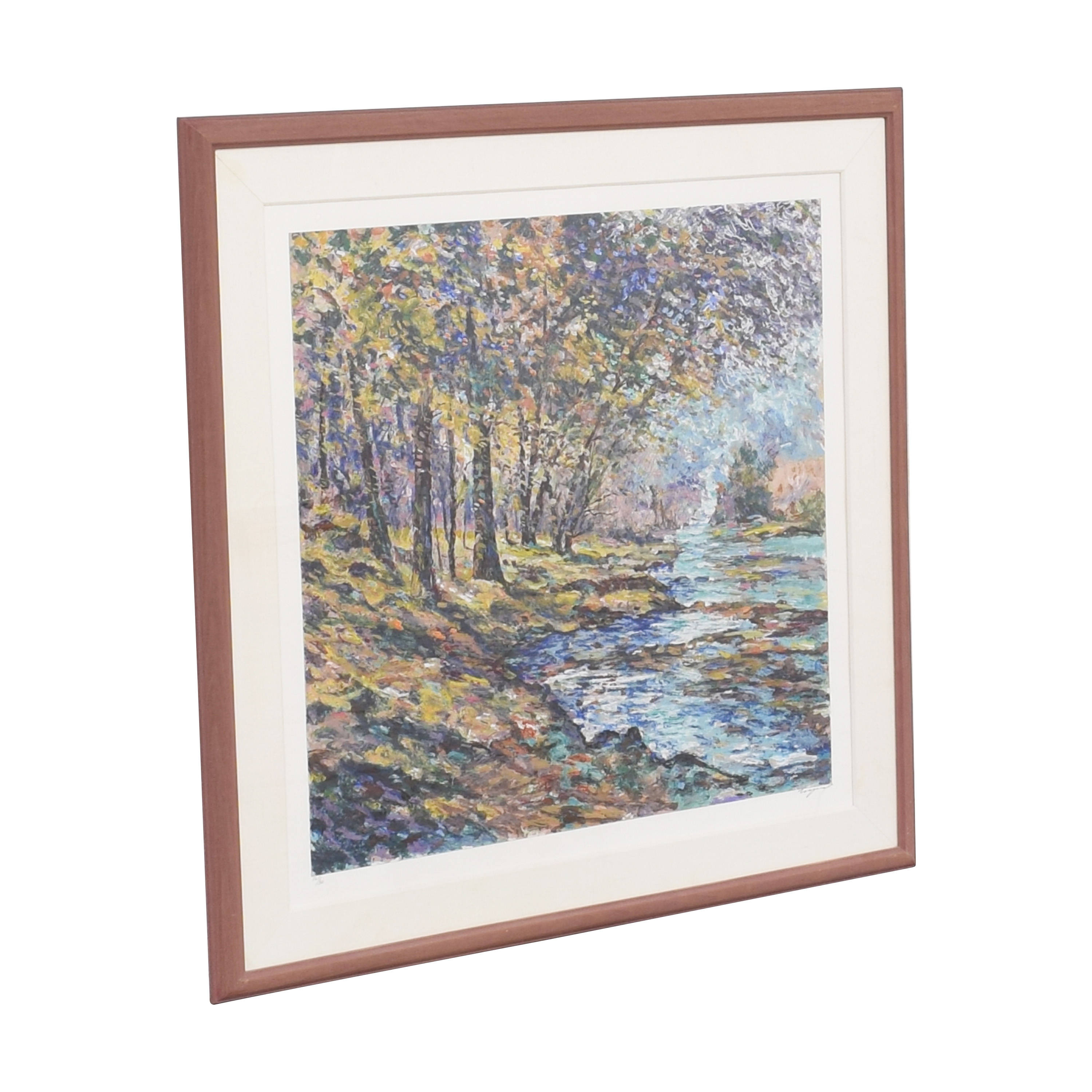 Michael Schofield Timeless Afternoon Wall Art dimensions