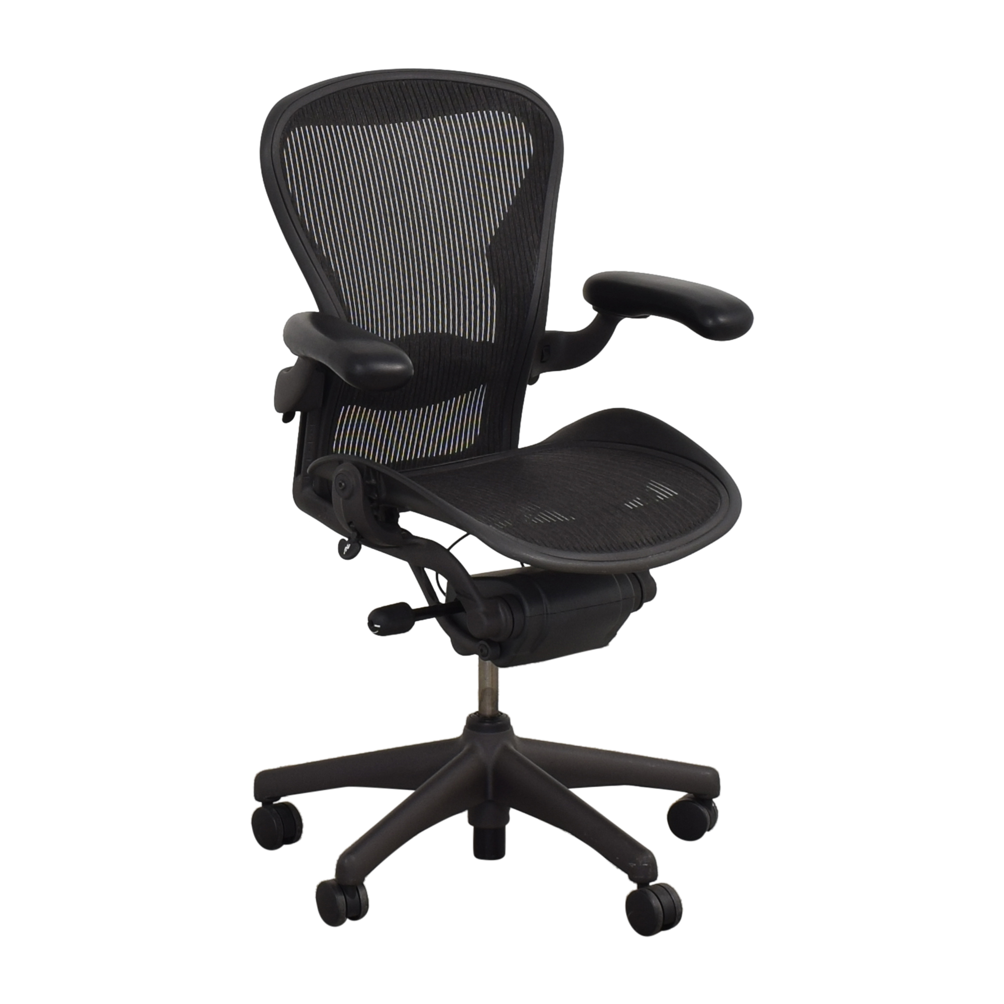 Herman Miller Herman Miller Aeron Chair Black