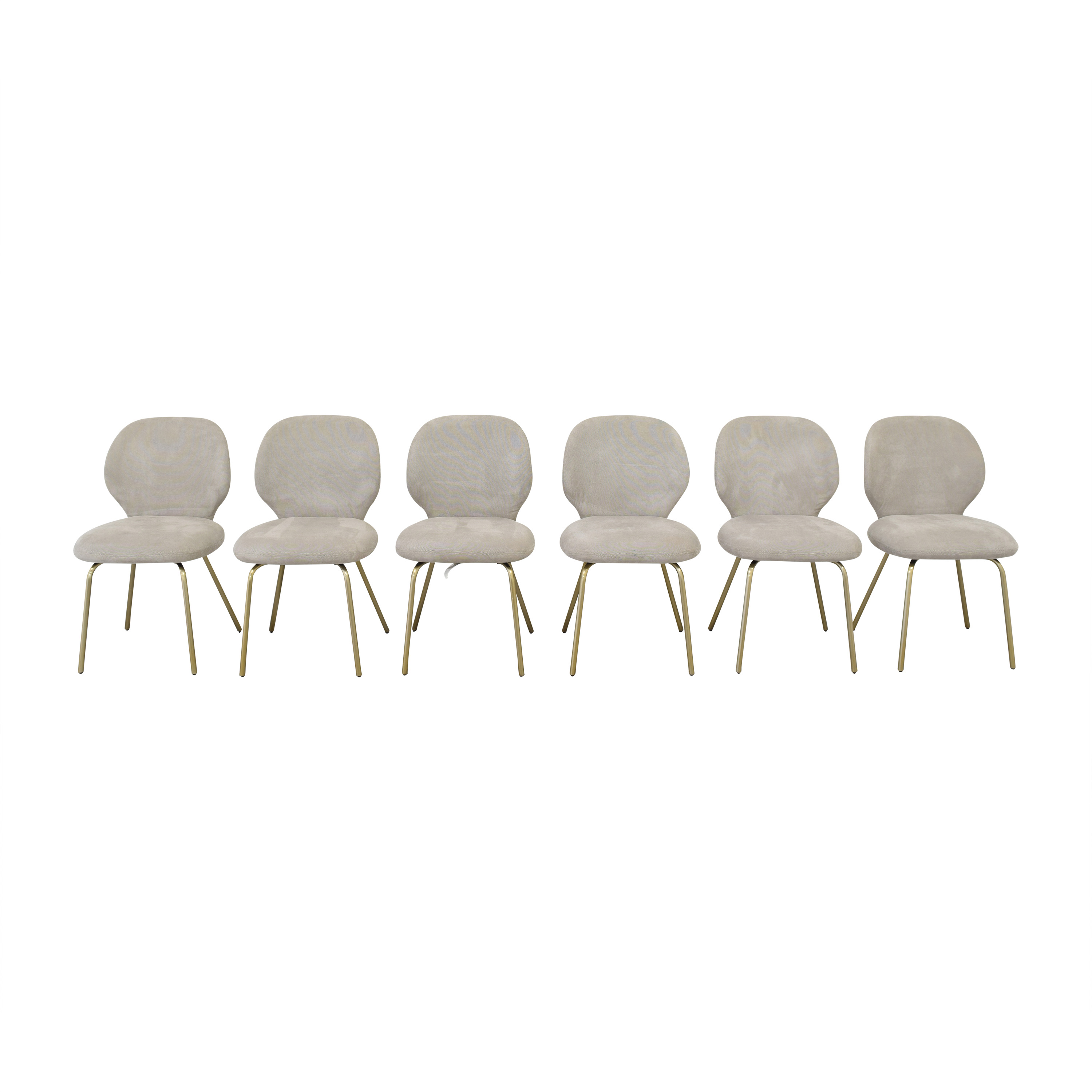 Interior Define Interior Define Upholstered Dining Chairs ct