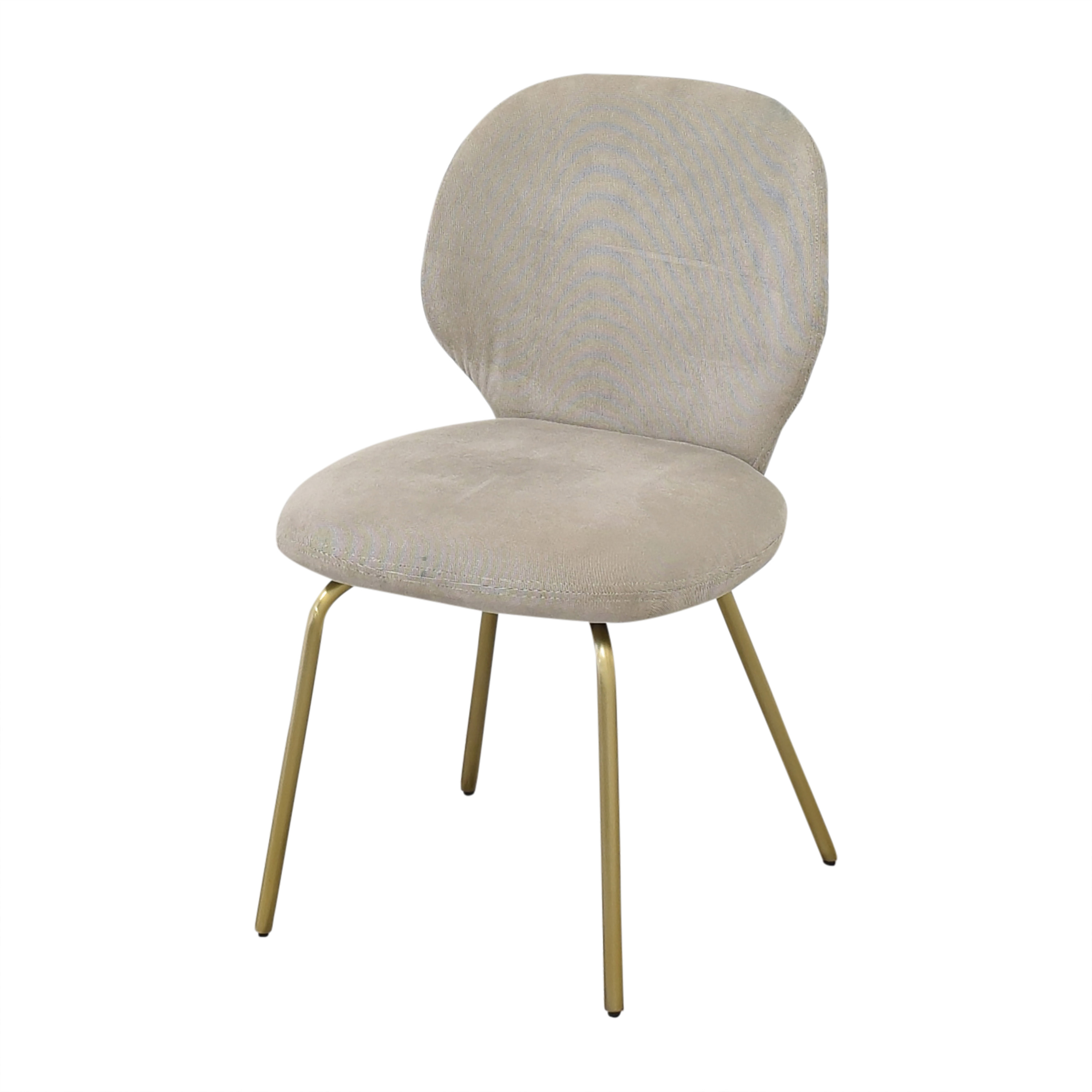 Interior Define Interior Define Upholstered Dining Chairs dimensions