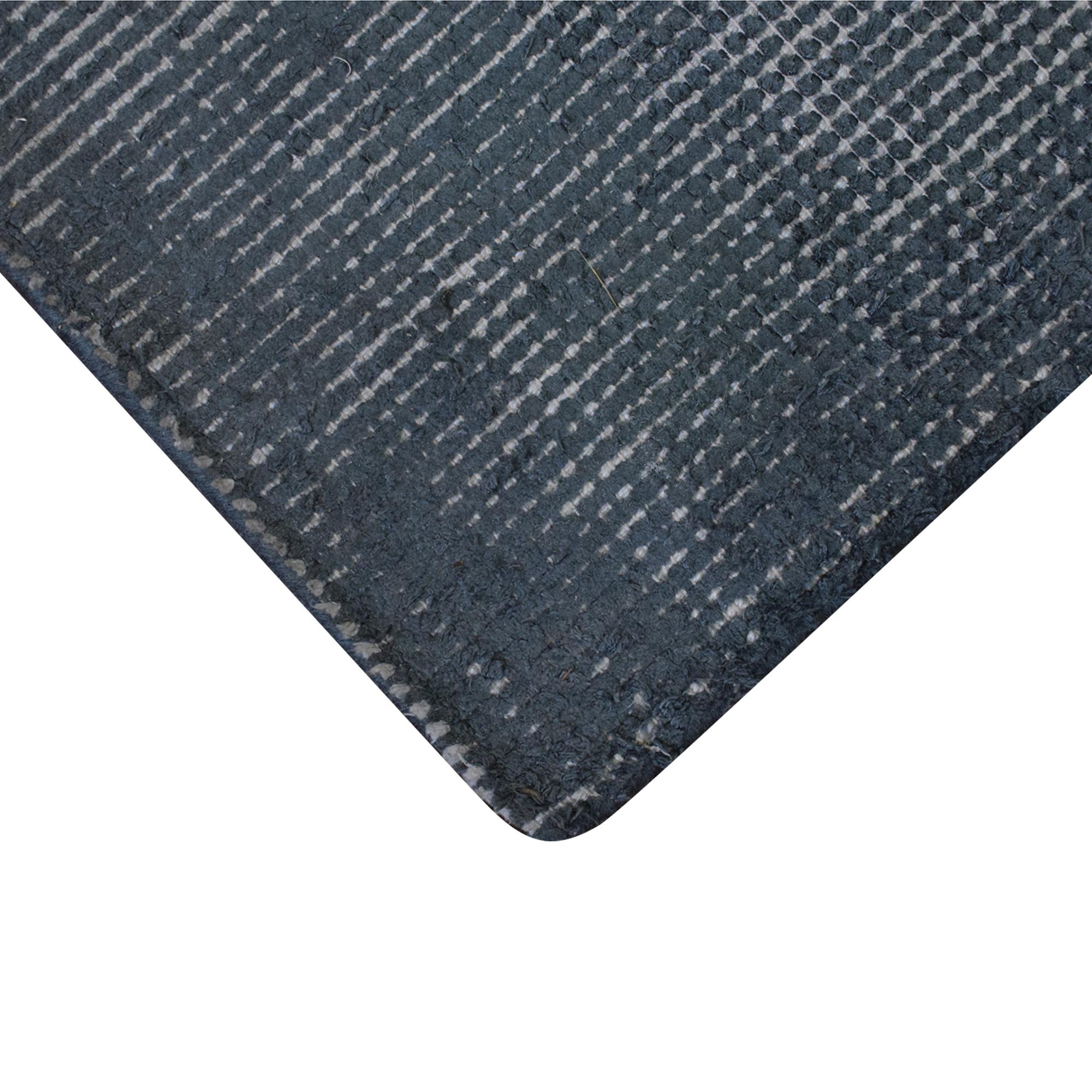 CB2 Scatter Gray Rug / Decor