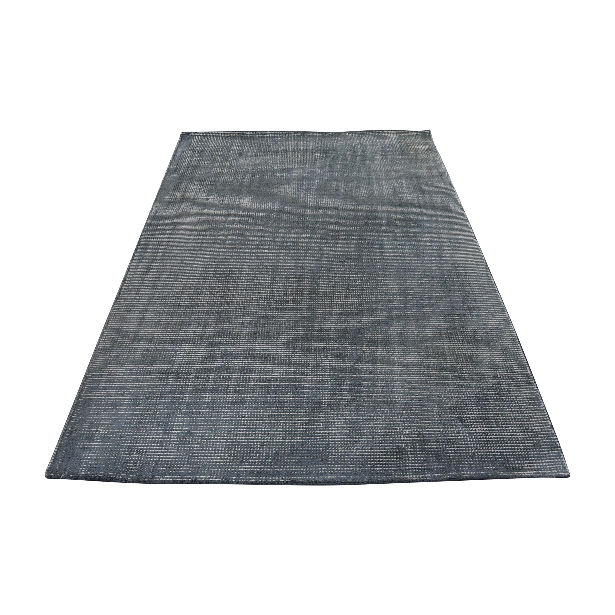 CB2 CB2 Scatter Gray Rug nj