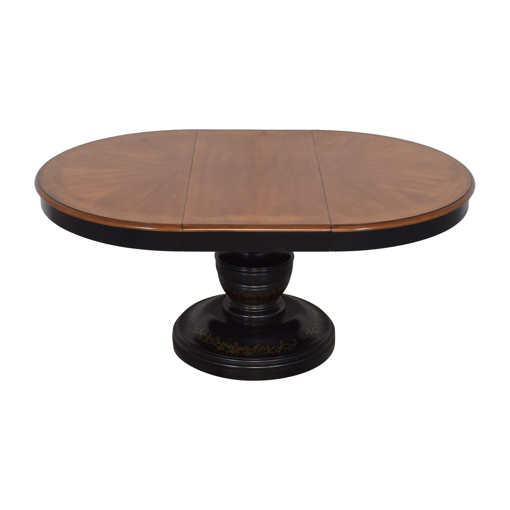 A.R.T. Furniture A.R.T. Furniture Extendable Oval Dining Table for sale