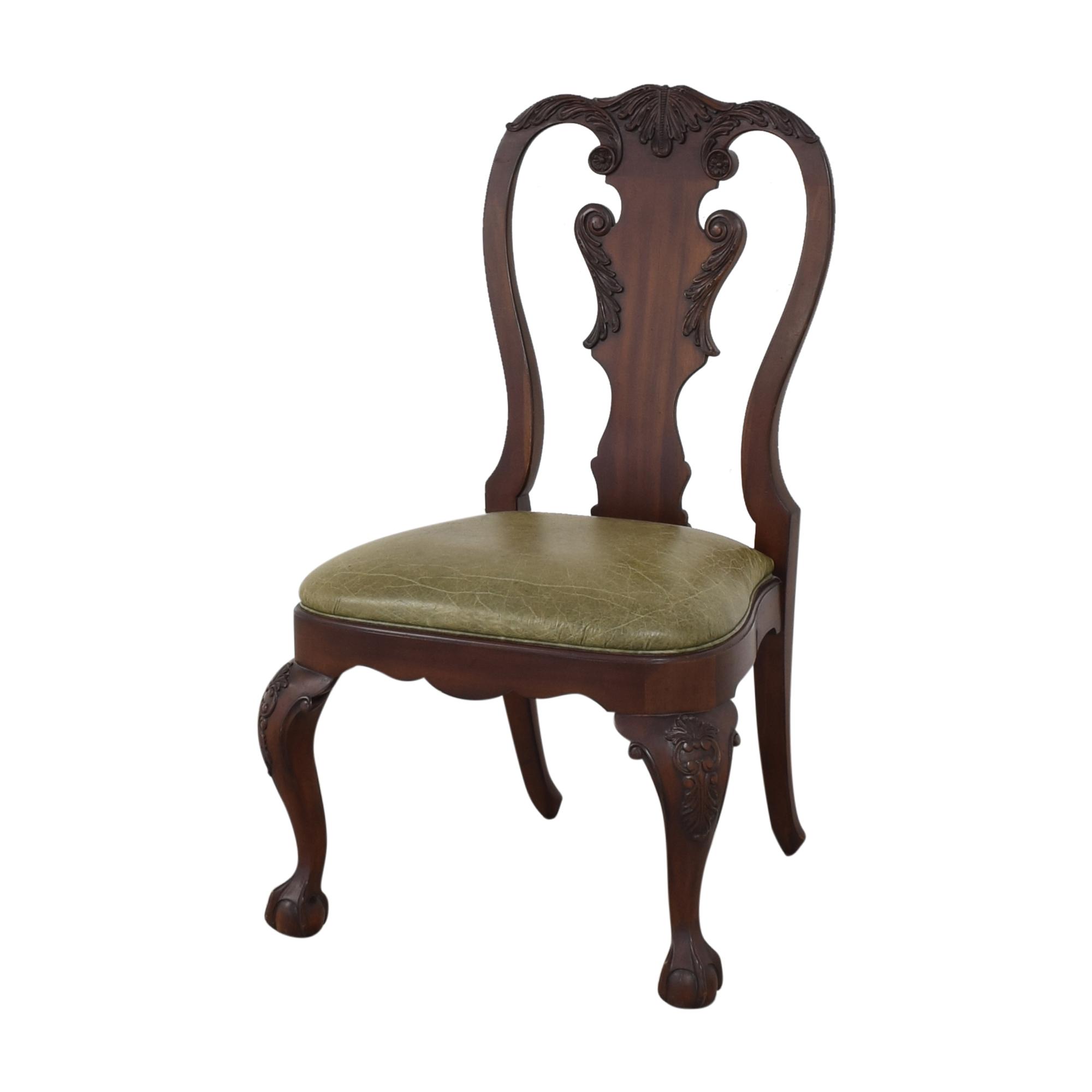 Ethan Allen Ethan Allen Queen Anne Side Dining Chairs price