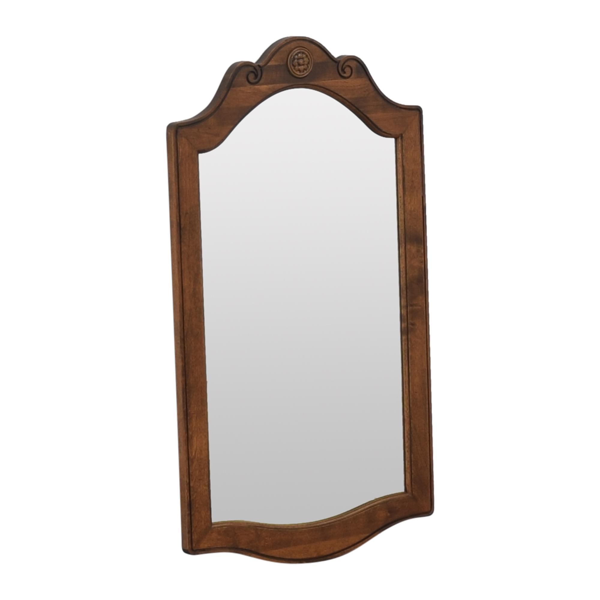 Ethan Allen Ethan Allen Framed Wall Mirror Decor