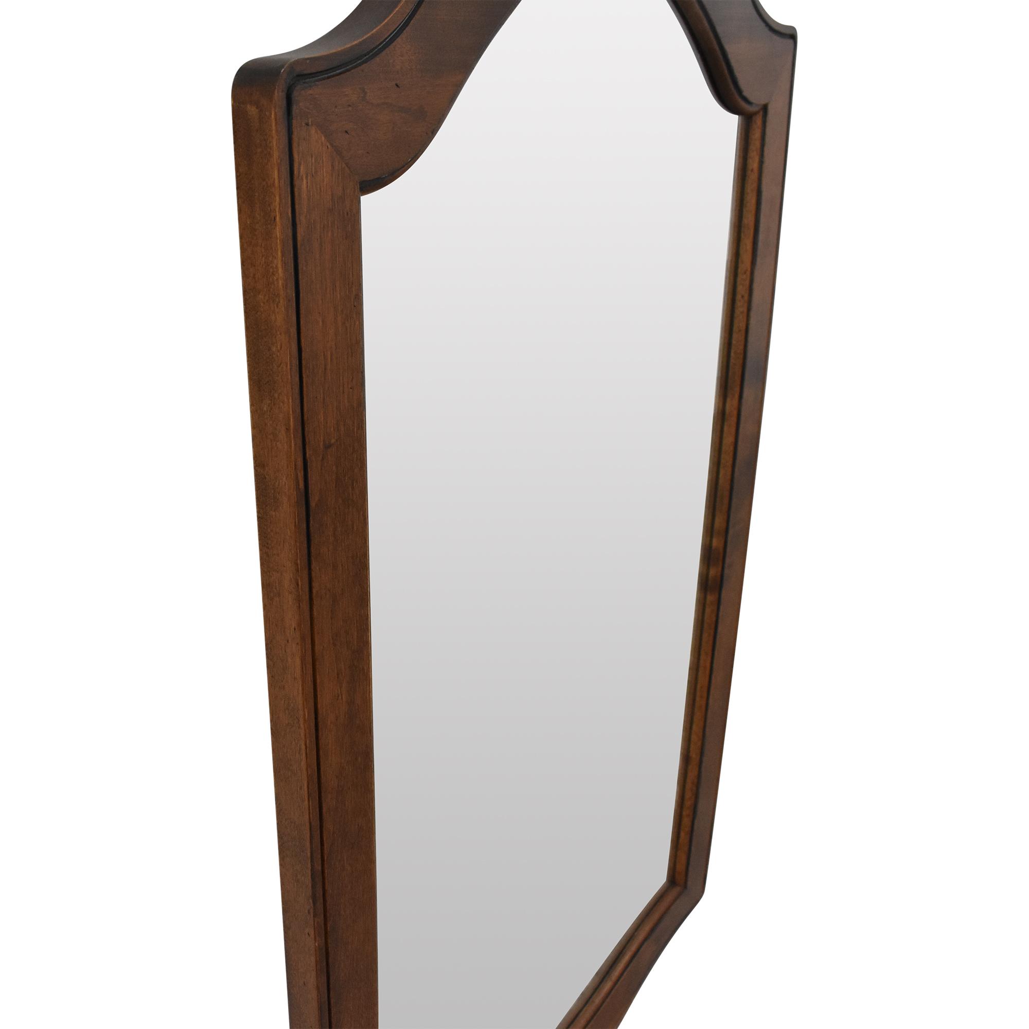 shop Ethan Allen Ethan Allen Framed Wall Mirror online