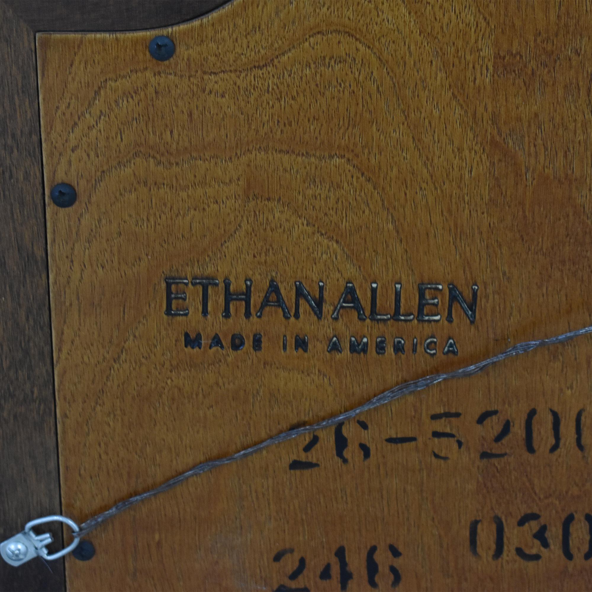 Ethan Allen Ethan Allen Framed Wall Mirror