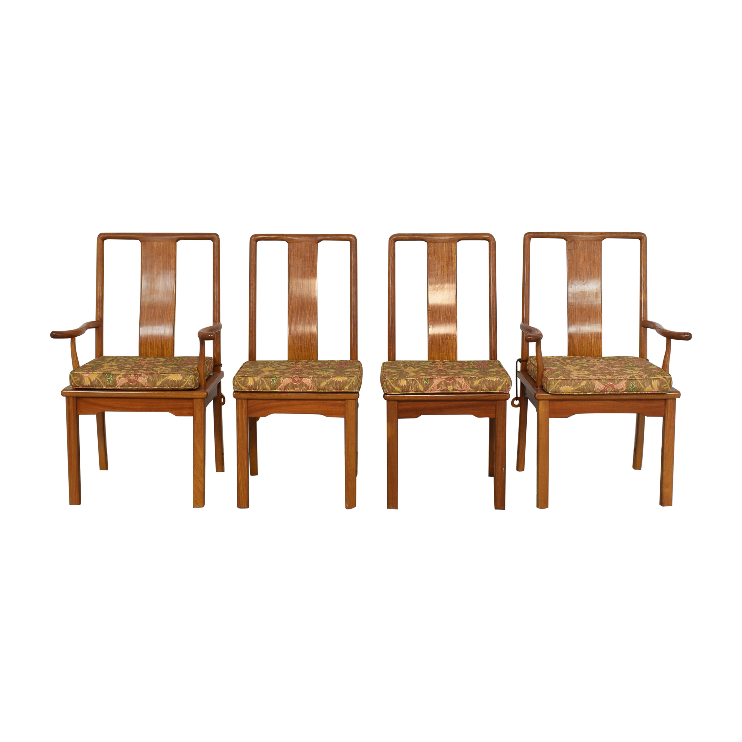 Cushioned Dining Chairs Chairs