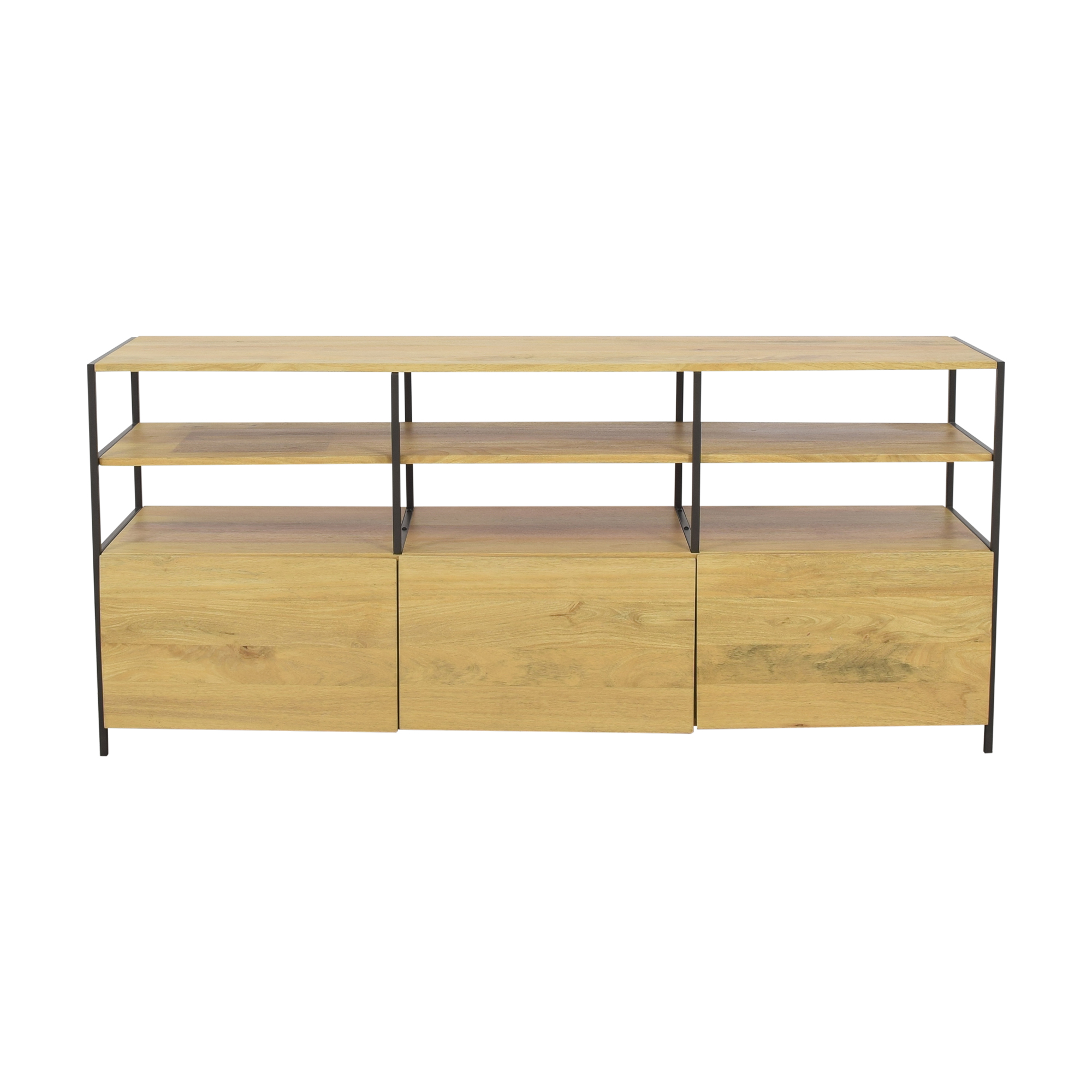West Elm West Elm Industrial Modular Media Center price