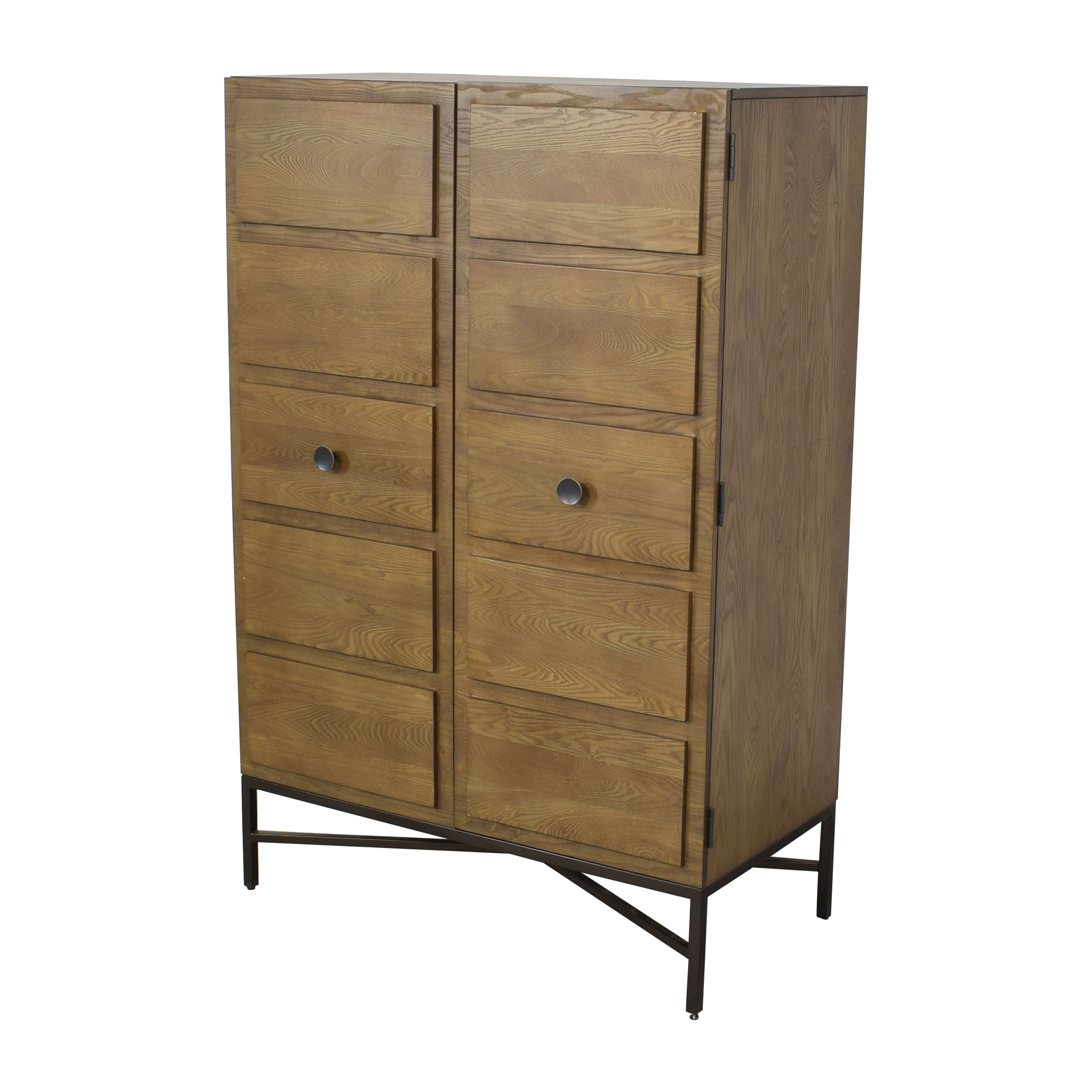 West Elm West Elm Paneled Armoire Wardrobes & Armoires